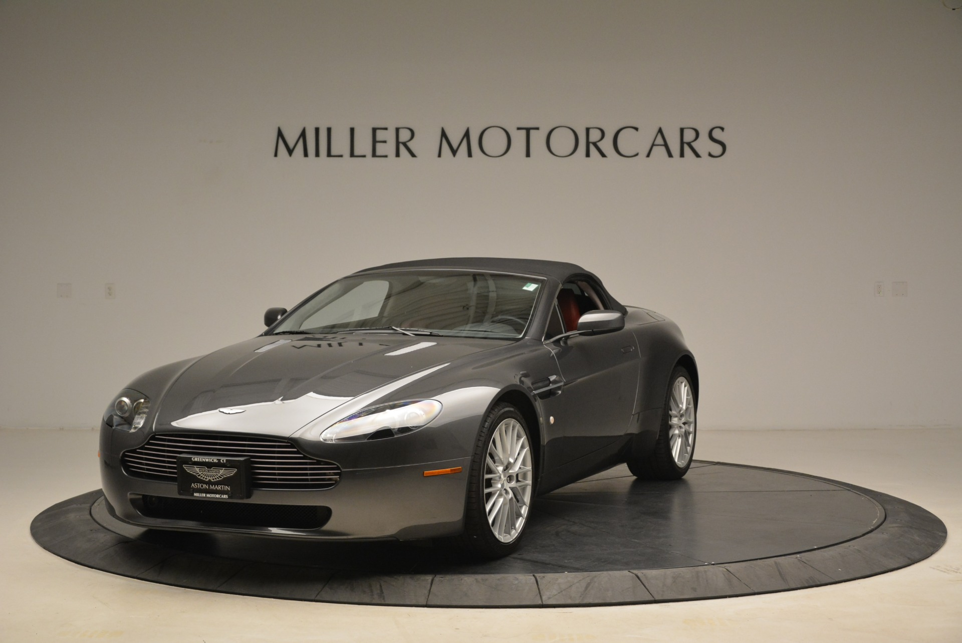 Used 2009 Aston Martin V8 Vantage Roadster For Sale In Westport, CT 2123_p13