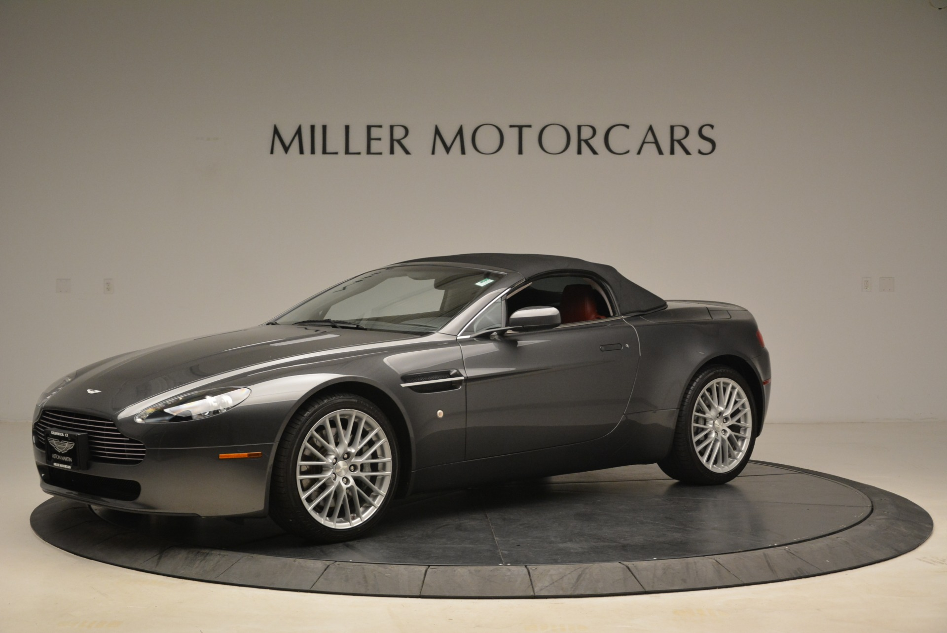 Used 2009 Aston Martin V8 Vantage Roadster For Sale In Westport, CT 2123_p14