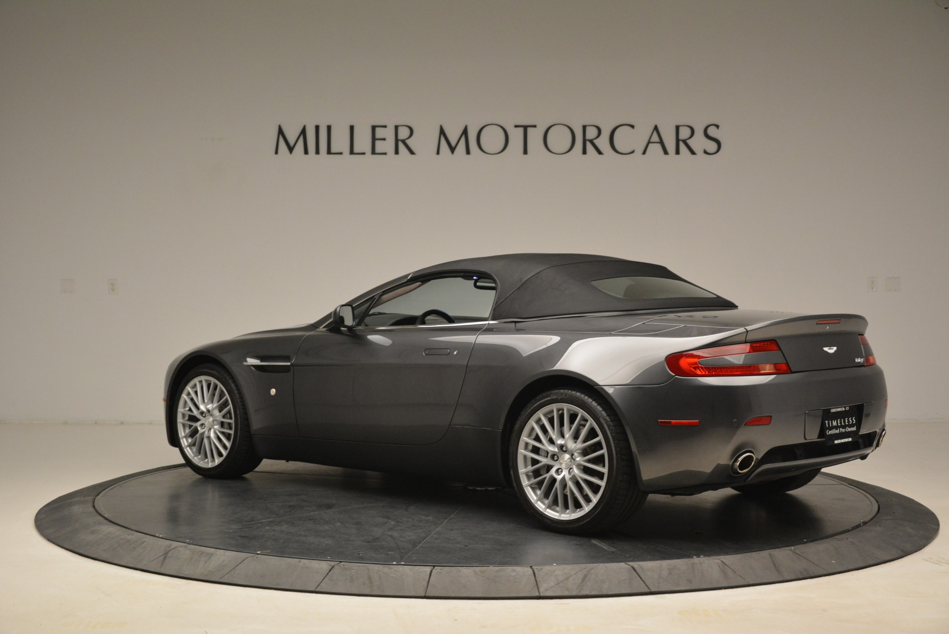 Used 2009 Aston Martin V8 Vantage Roadster For Sale In Westport, CT 2123_p16