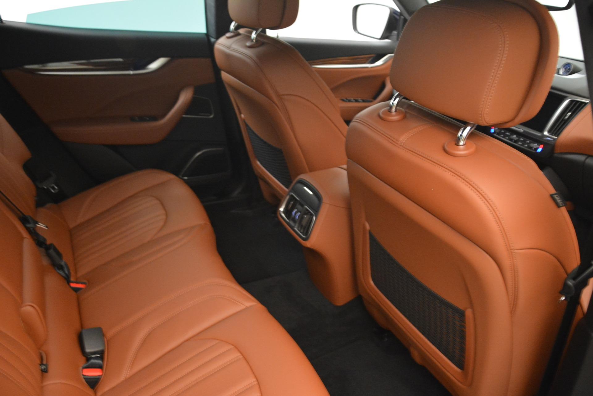 New 2018 Maserati Levante S Q4 GranLusso For Sale In Westport, CT 2124_p23