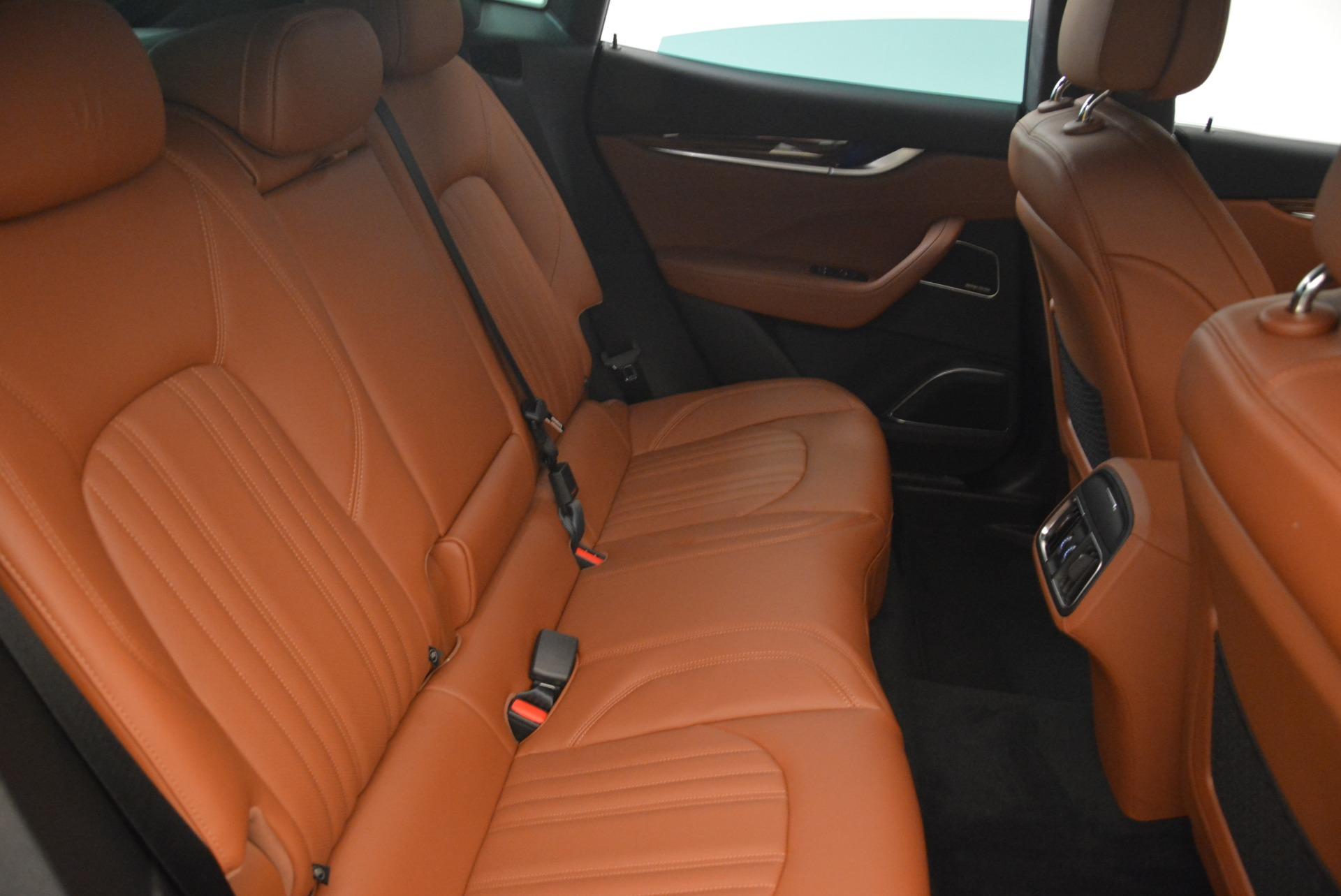 New 2018 Maserati Levante S Q4 GranLusso For Sale In Westport, CT 2124_p24