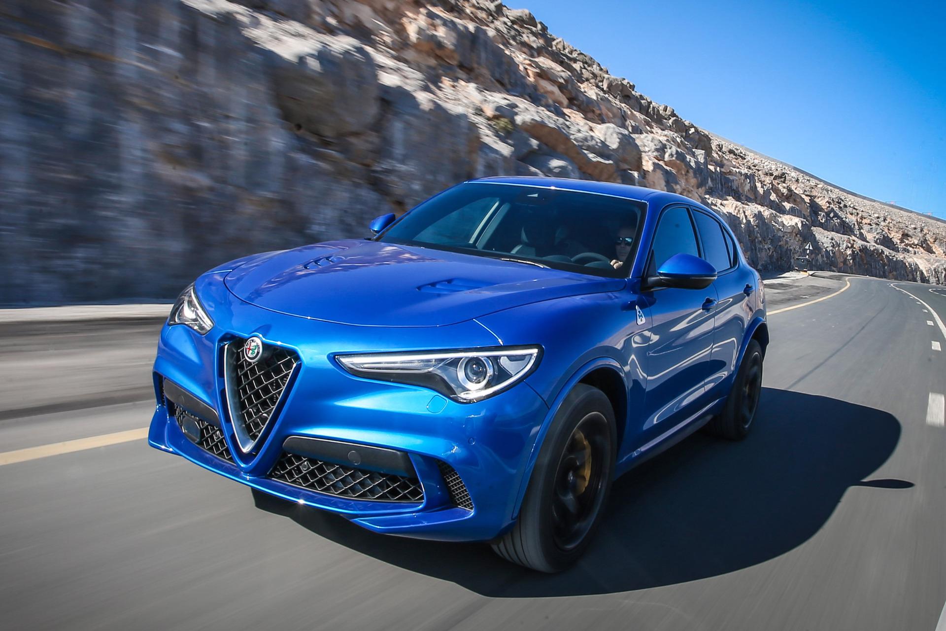 2018 Alfa Romeo Stelvio Quadrifoglio Currently Taking Orders Stock