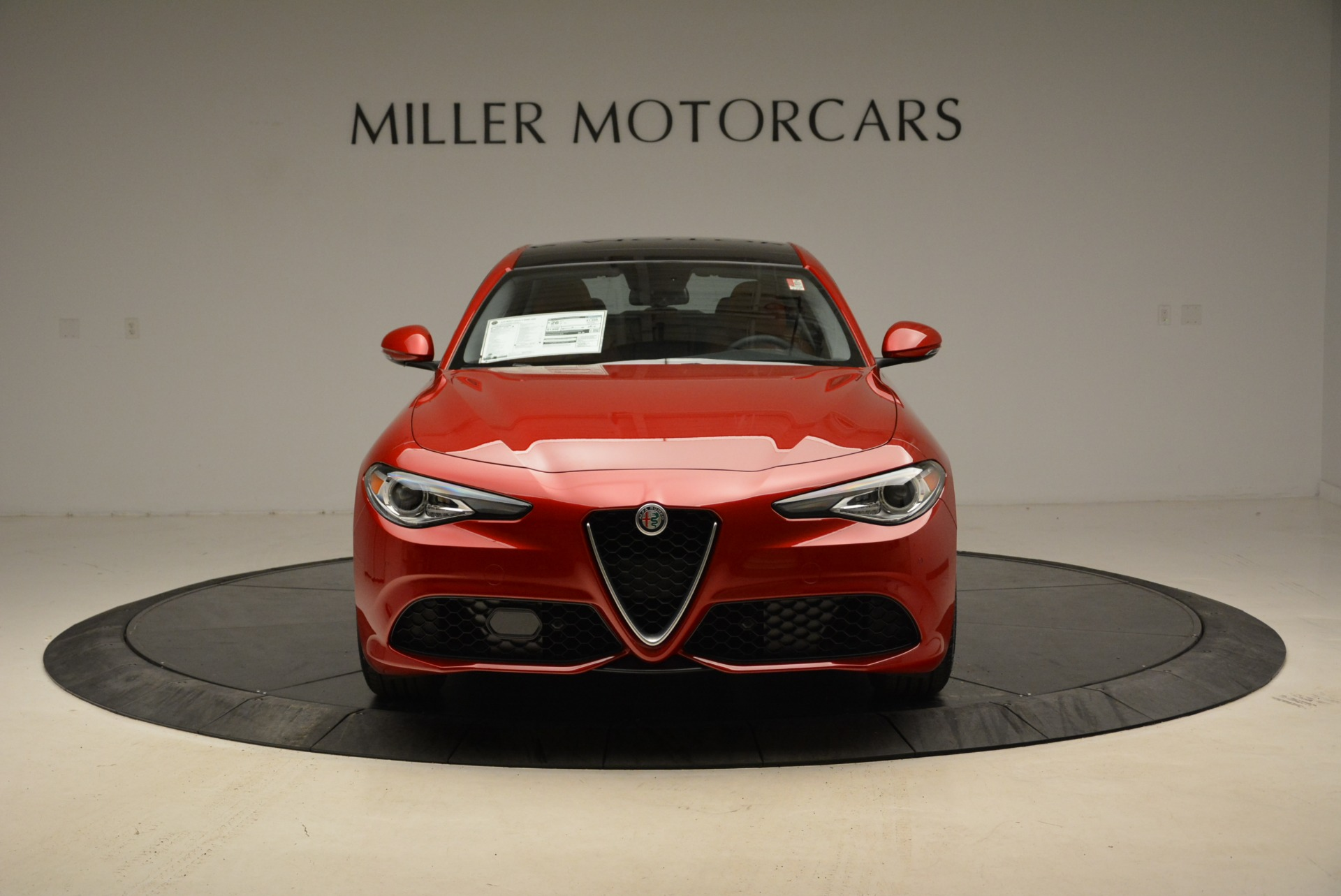 New 2018 Alfa Romeo Giulia Ti Sport Q4 For Sale In Westport, CT 2127_p12