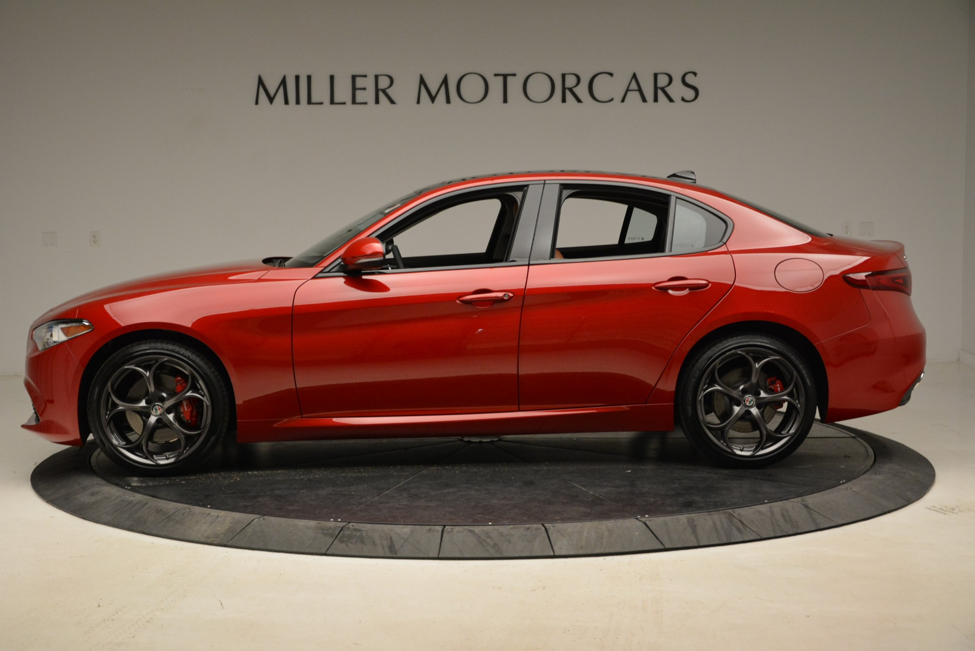 New 2018 Alfa Romeo Giulia Ti Sport Q4 For Sale In Westport, CT 2127_p3