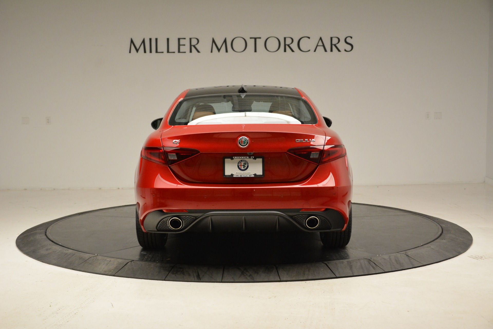 New 2018 Alfa Romeo Giulia Ti Sport Q4 For Sale In Westport, CT 2127_p6