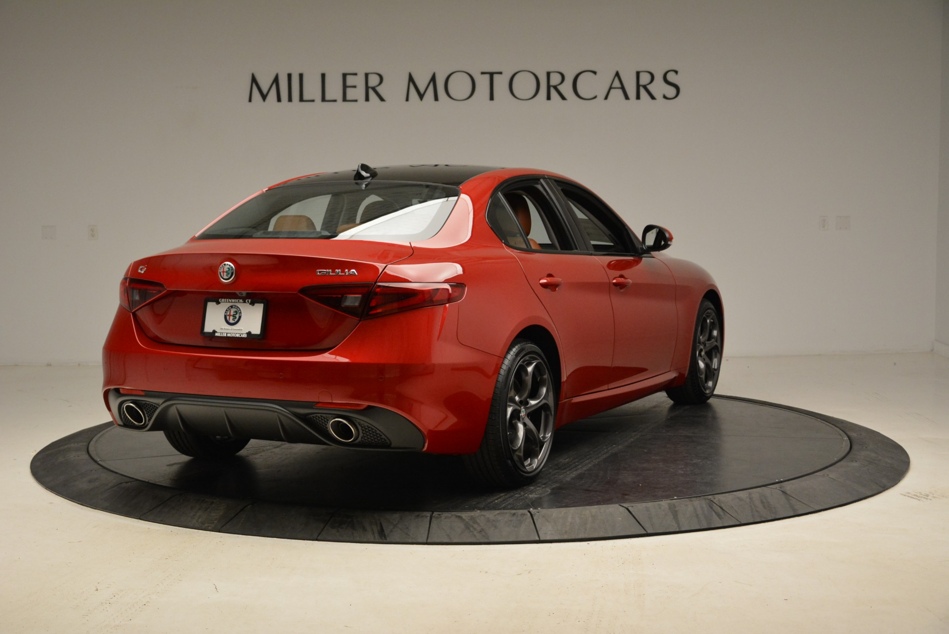 New 2018 Alfa Romeo Giulia Ti Sport Q4 For Sale In Westport, CT 2127_p7