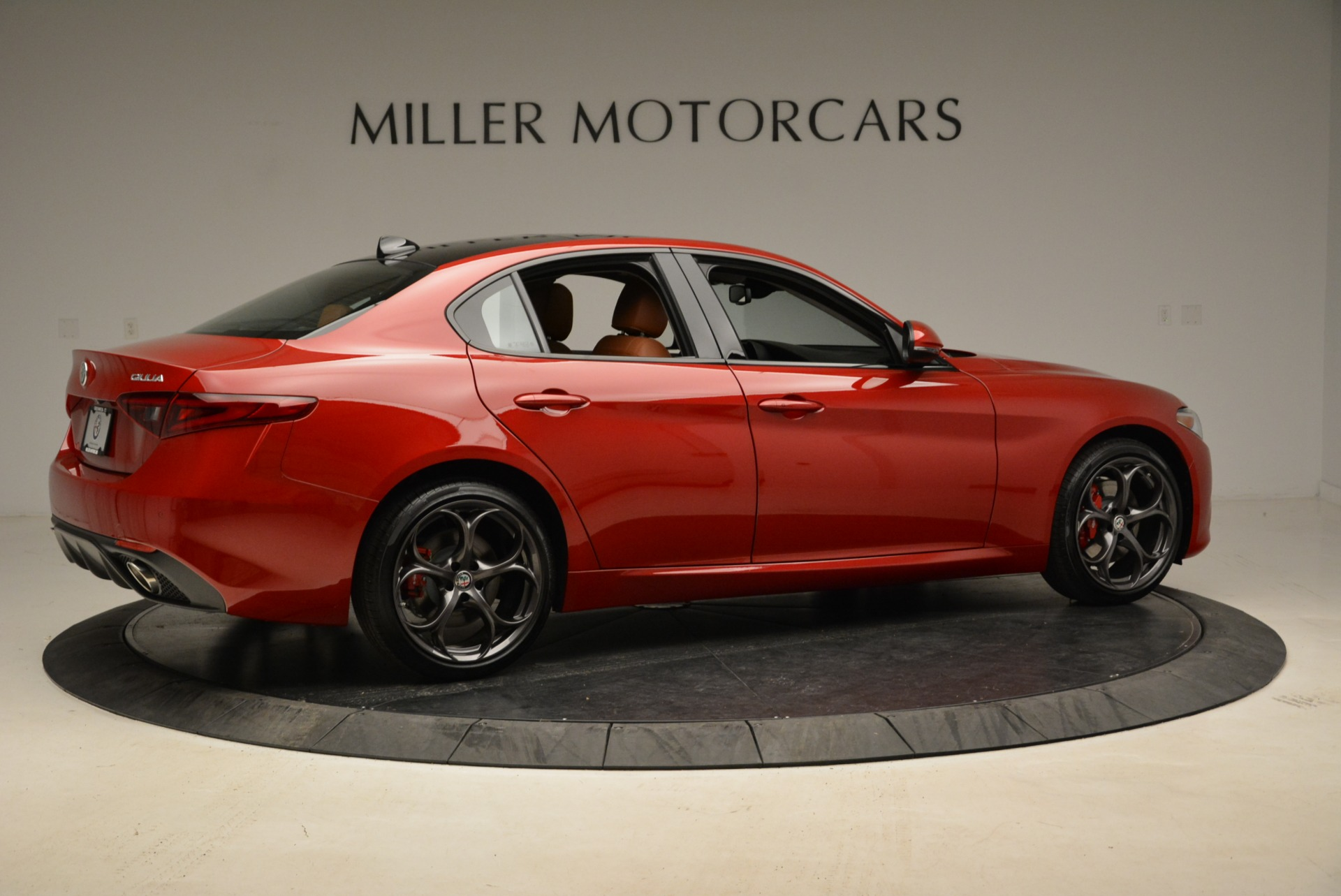 New 2018 Alfa Romeo Giulia Ti Sport Q4 For Sale In Westport, CT 2127_p8