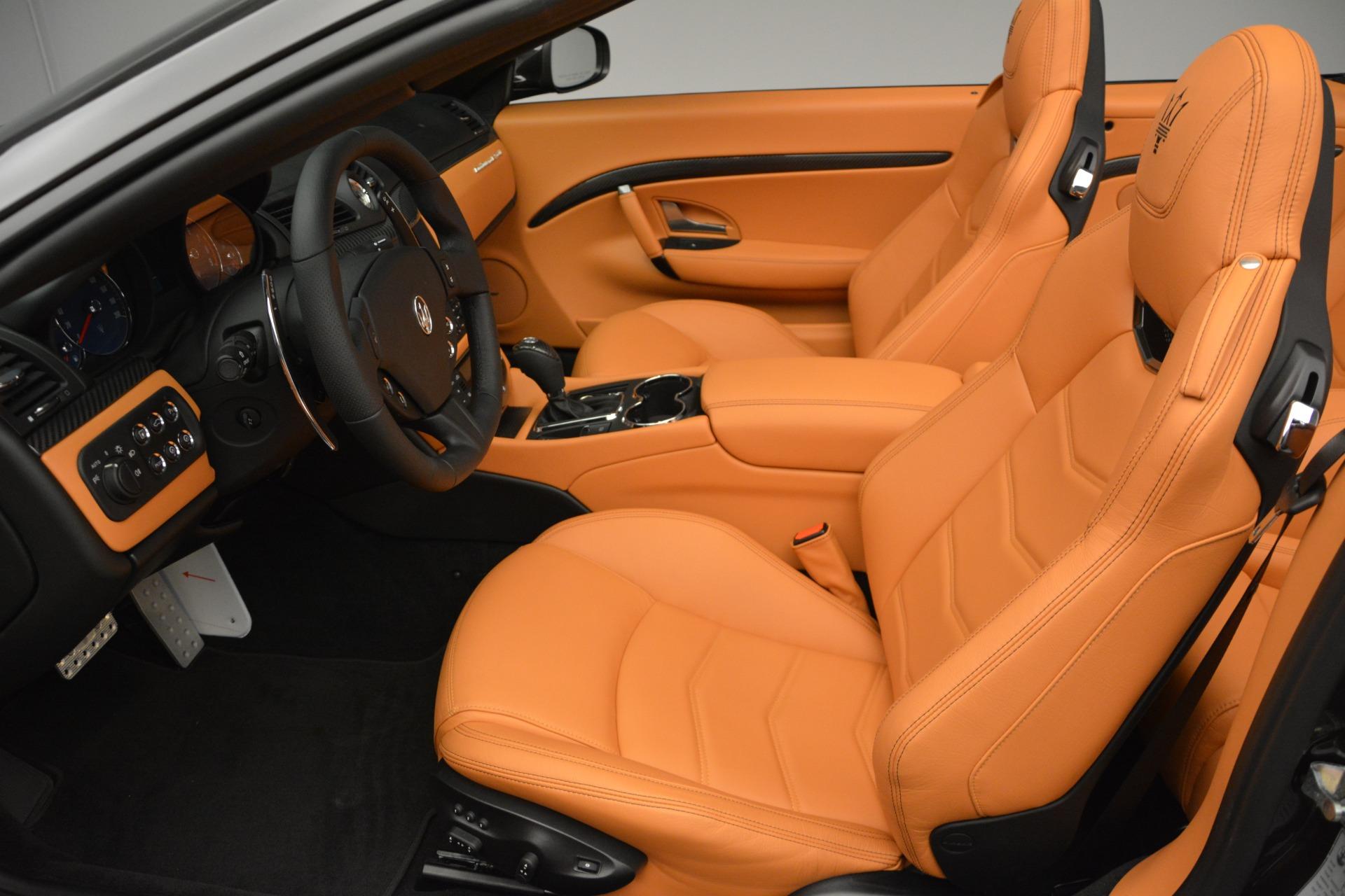 Used 2015 Maserati GranTurismo Sport Convertible For Sale In Westport, CT 2129_p20