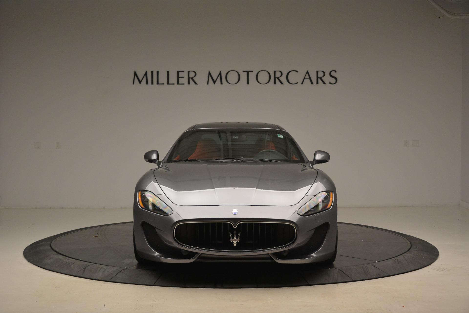 Used 2014 Maserati GranTurismo Sport For Sale In Westport, CT 2131_p10