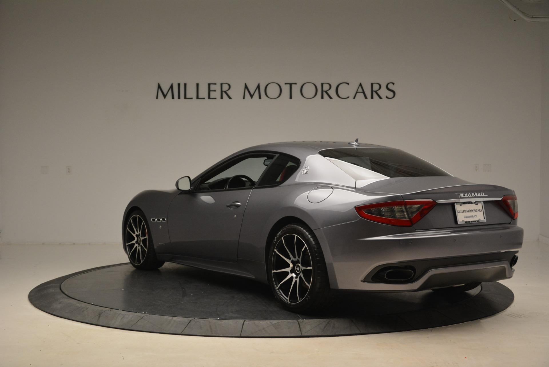 Used 2014 Maserati GranTurismo Sport For Sale In Westport, CT 2131_p3