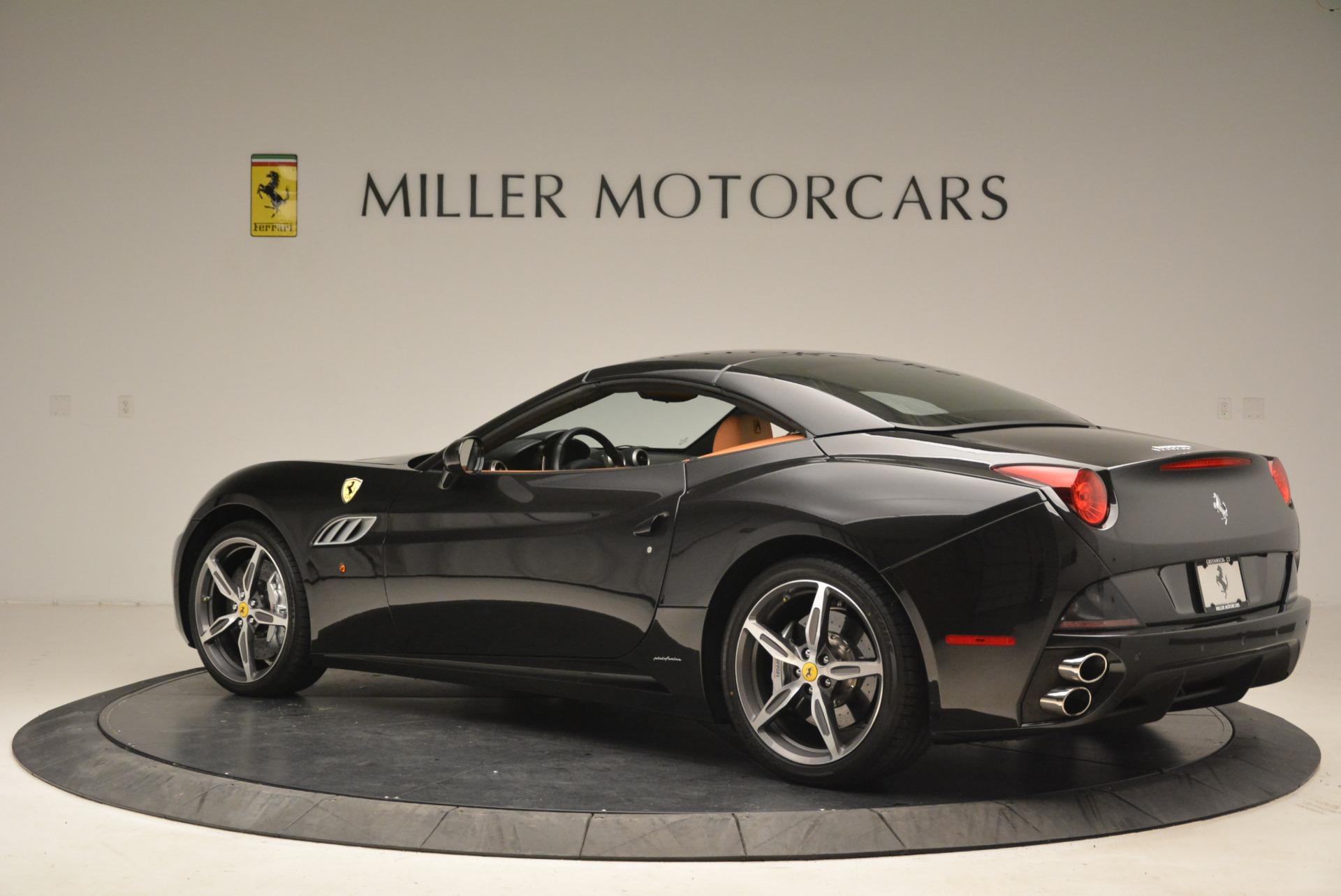 Used 2014 Ferrari California 30 For Sale In Westport, CT 2132_p16