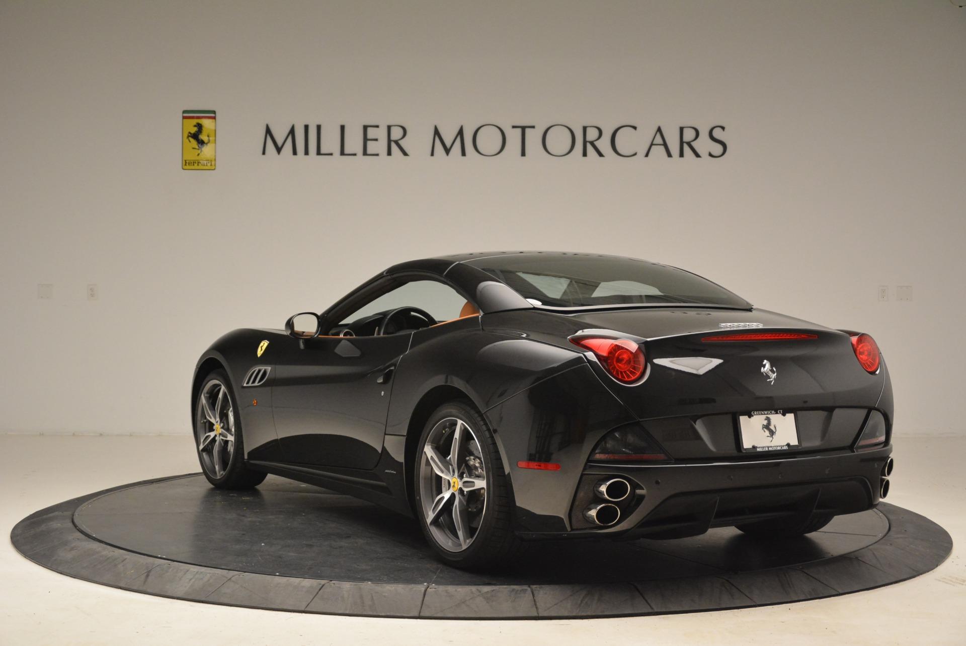 Used 2014 Ferrari California 30 For Sale In Westport, CT 2132_p17