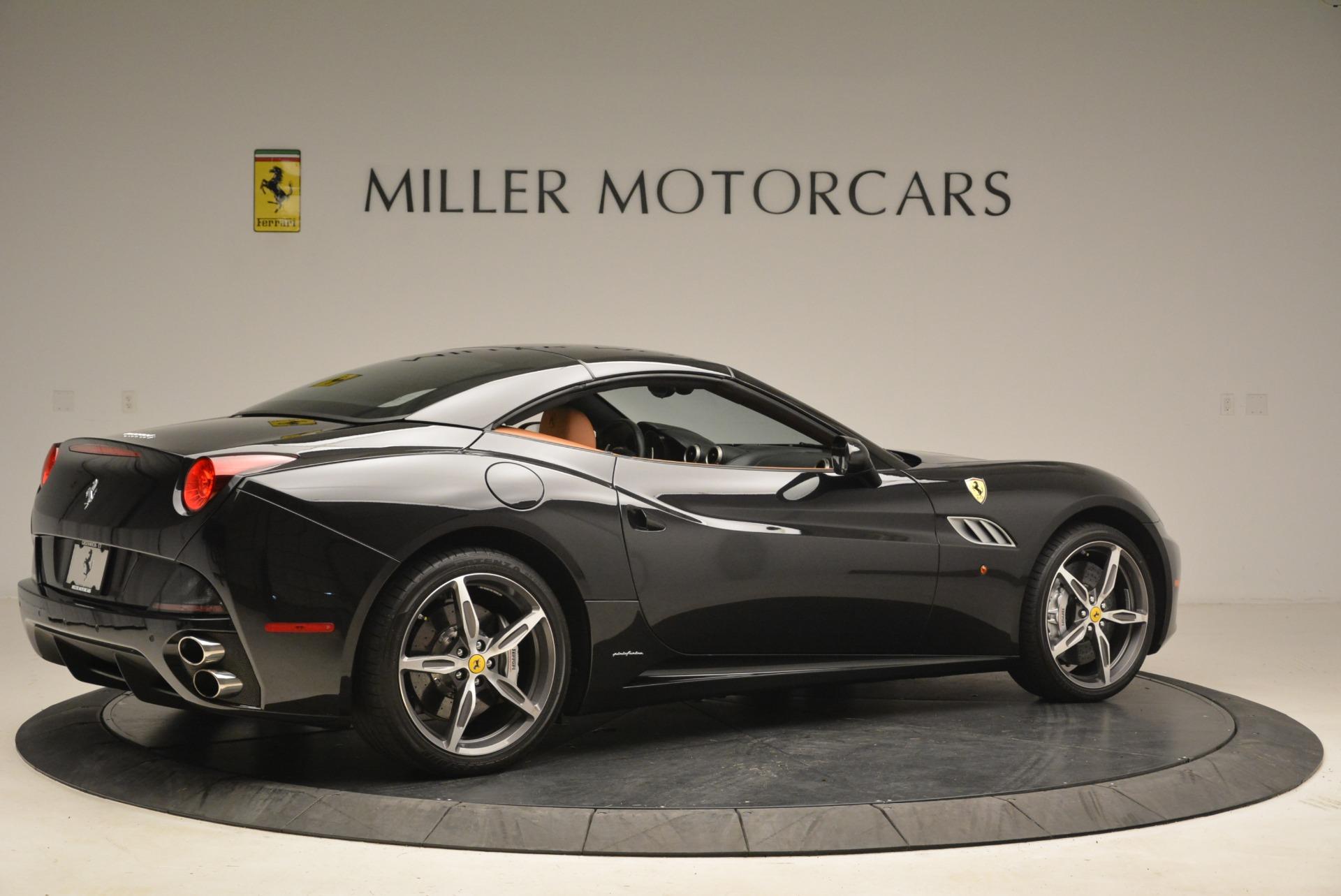 Used 2014 Ferrari California 30 For Sale In Westport, CT 2132_p20