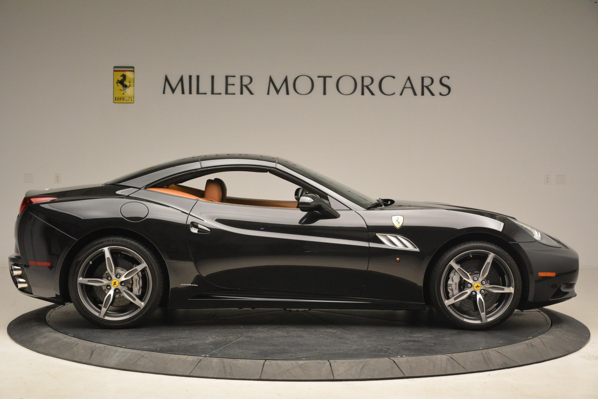 Used 2014 Ferrari California 30 For Sale In Westport, CT 2132_p21