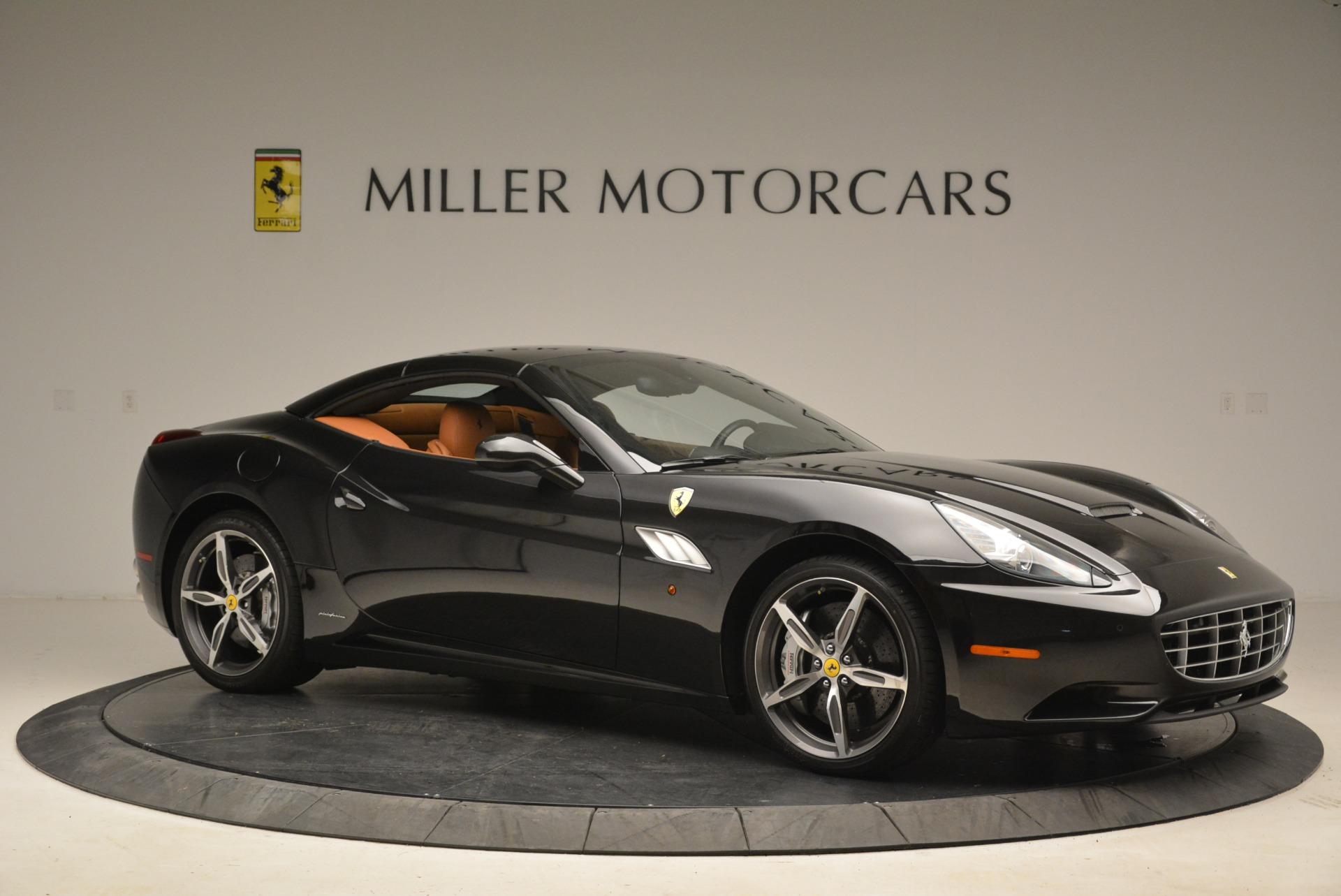 Used 2014 Ferrari California 30 For Sale In Westport, CT 2132_p22