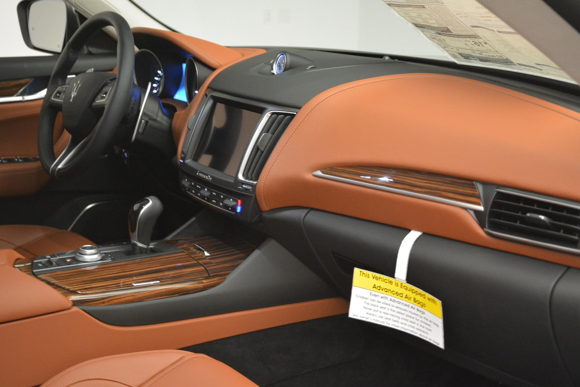 New 2018 Maserati Levante Q4 GranSport For Sale In Westport, CT 2133_p28
