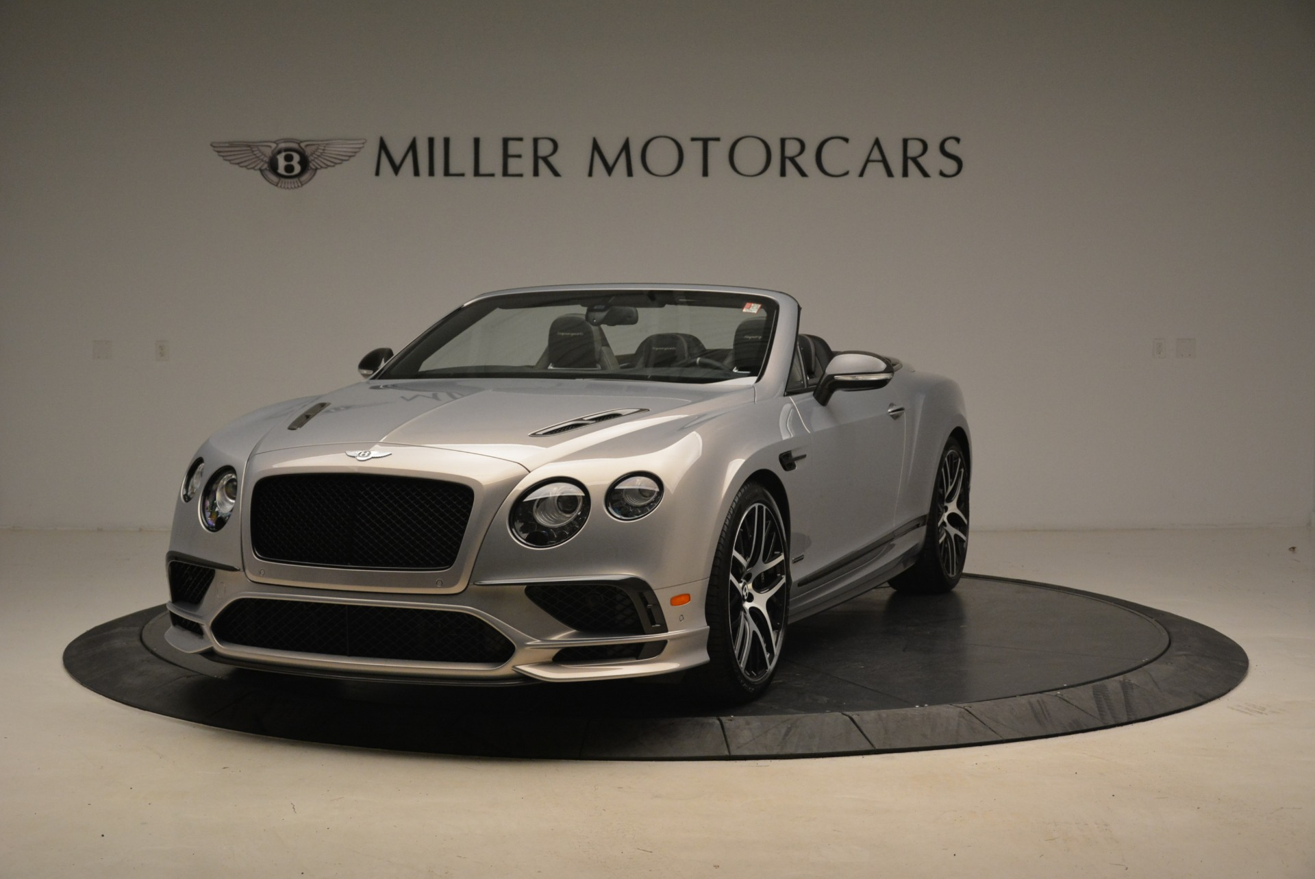Used 2018 Bentley Continental GT Supersports Convertible For Sale In Westport, CT