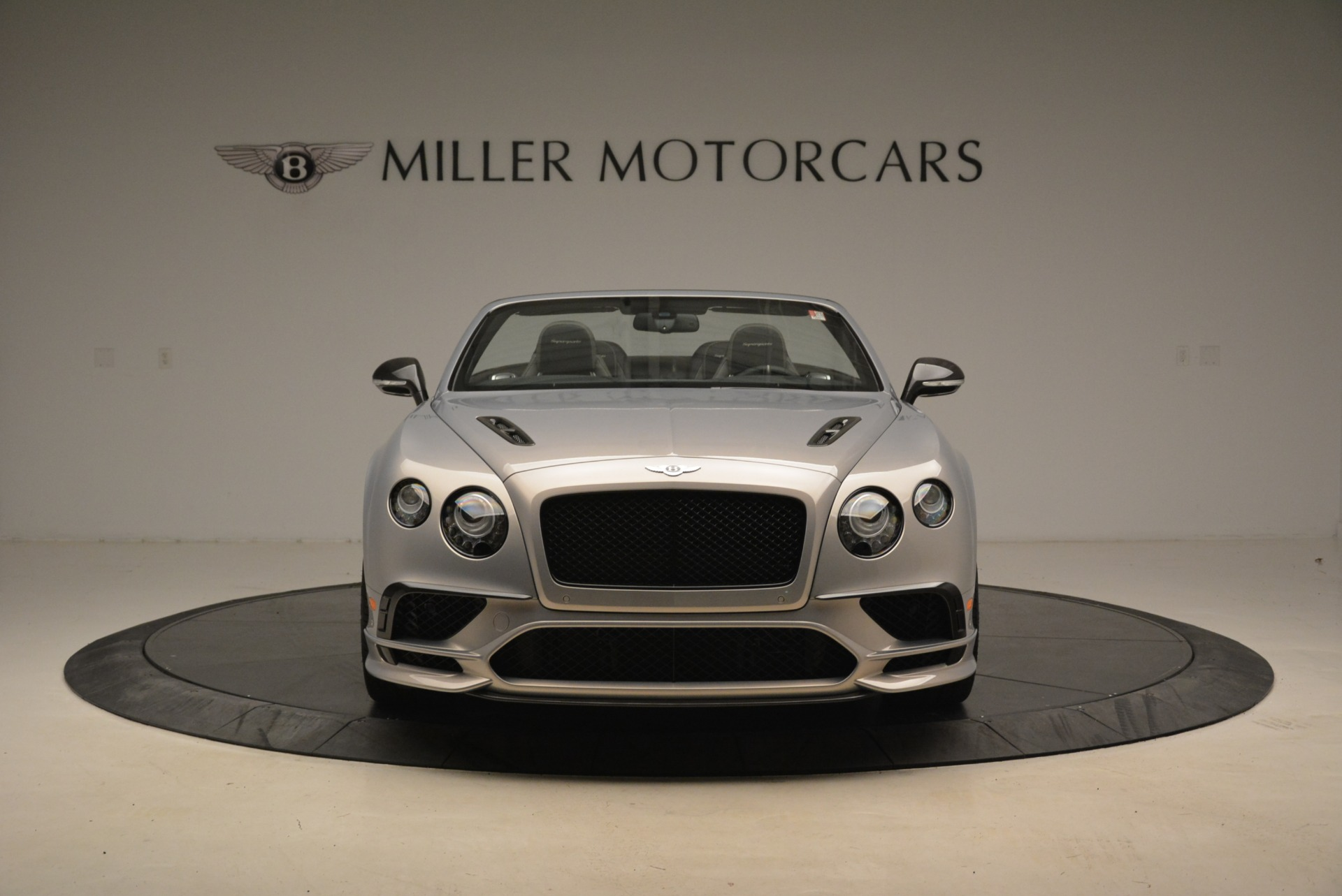 Used 2018 Bentley Continental GT Supersports Convertible For Sale In Westport, CT 2134_p12