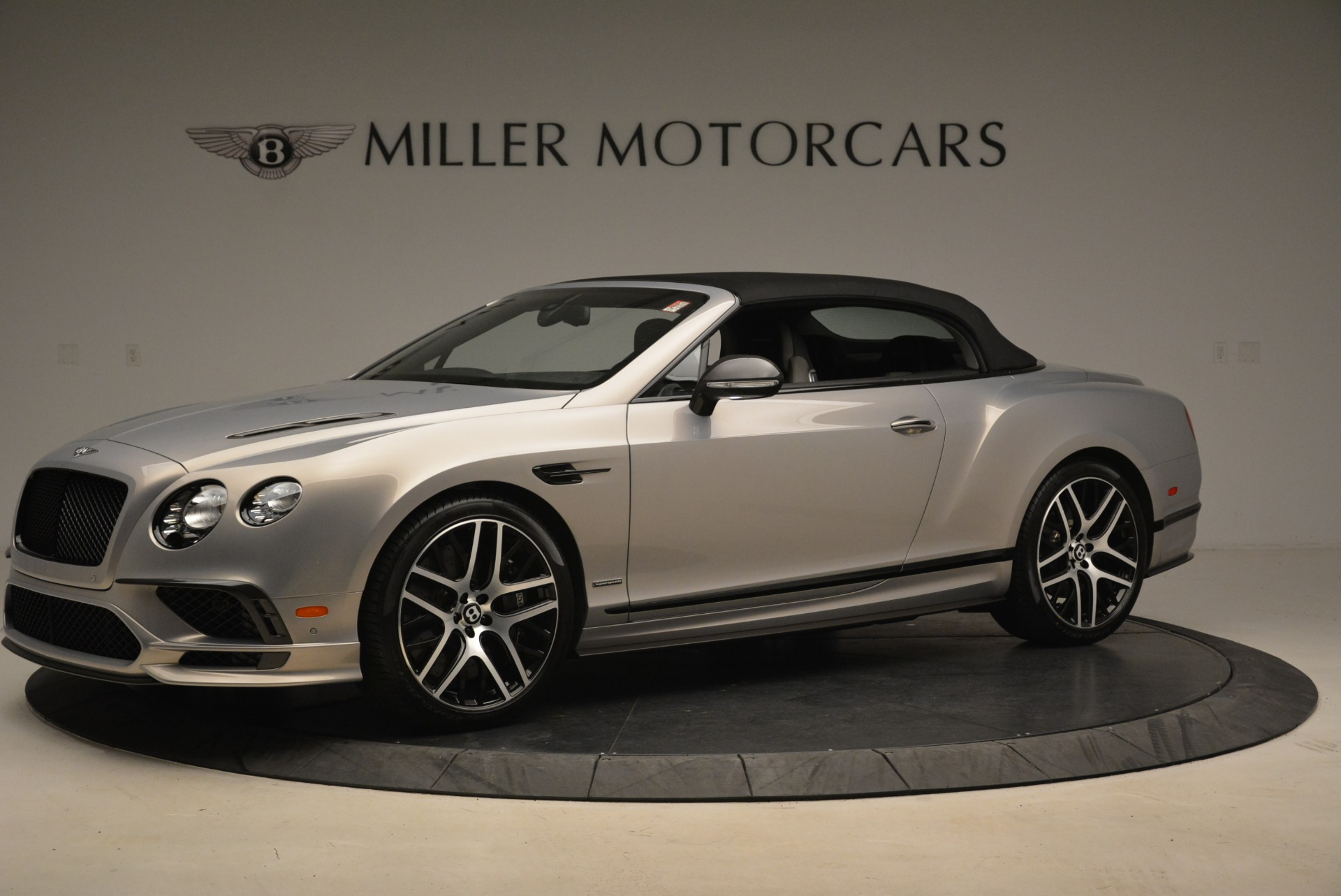 Used 2018 Bentley Continental GT Supersports Convertible For Sale In Westport, CT 2134_p13