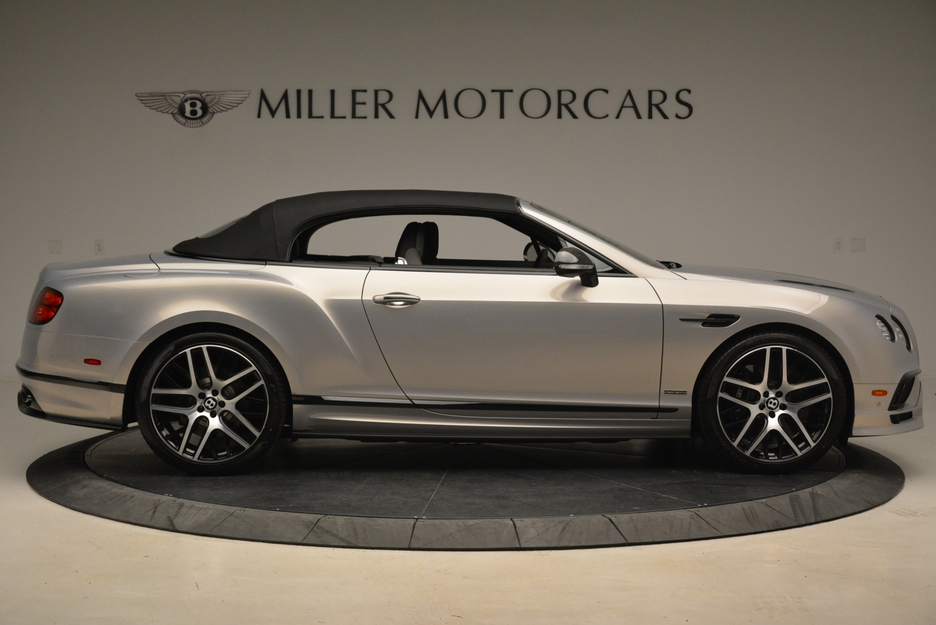 Used 2018 Bentley Continental GT Supersports Convertible For Sale In Westport, CT 2134_p18