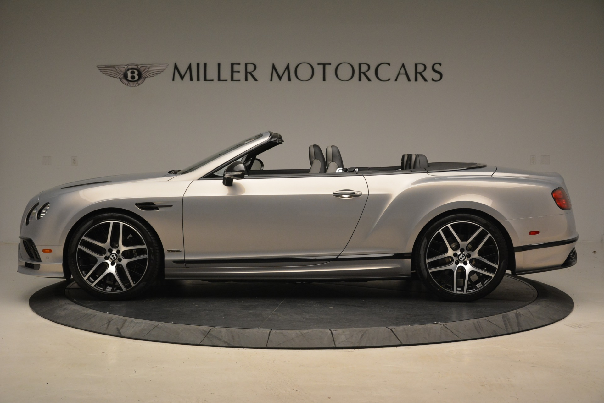 Used 2018 Bentley Continental GT Supersports Convertible For Sale In Westport, CT 2134_p3