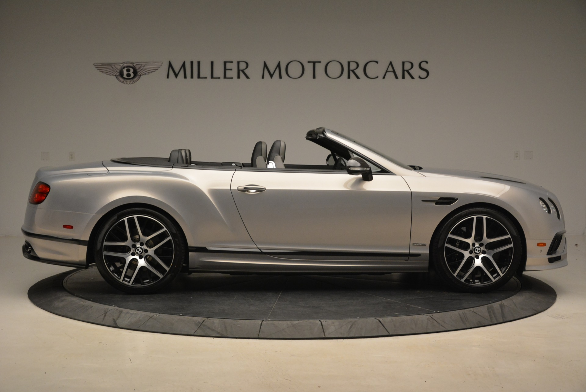 Used 2018 Bentley Continental GT Supersports Convertible For Sale In Westport, CT 2134_p9