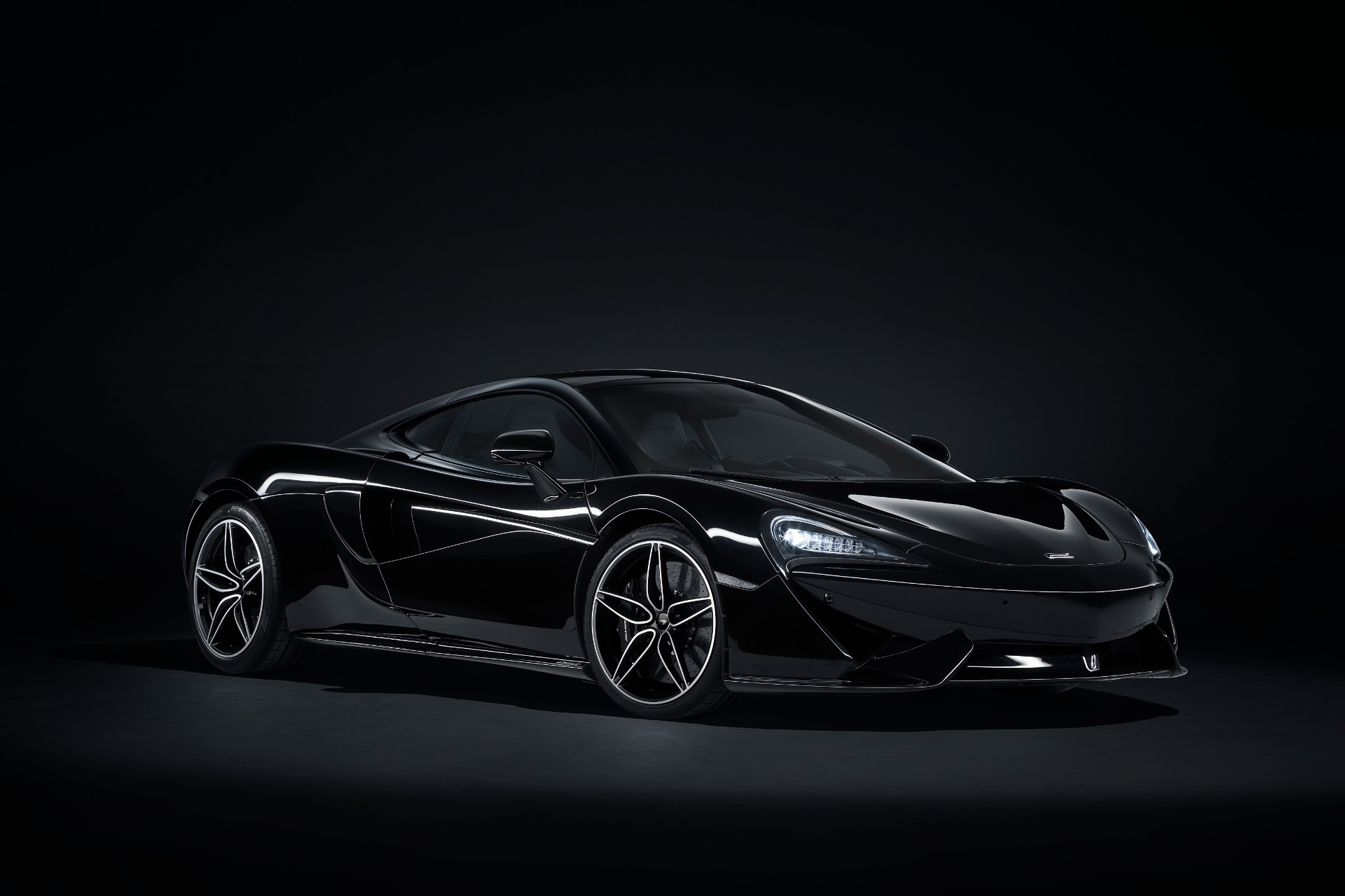 New 2018 MCLAREN 570GT MSO COLLECTION - LIMITED EDITION For Sale In Westport, CT 2136_main