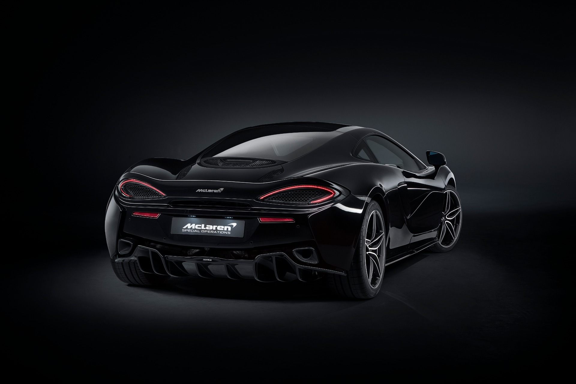 New 2018 MCLAREN 570GT MSO COLLECTION - LIMITED EDITION For Sale In Westport, CT 2136_p2