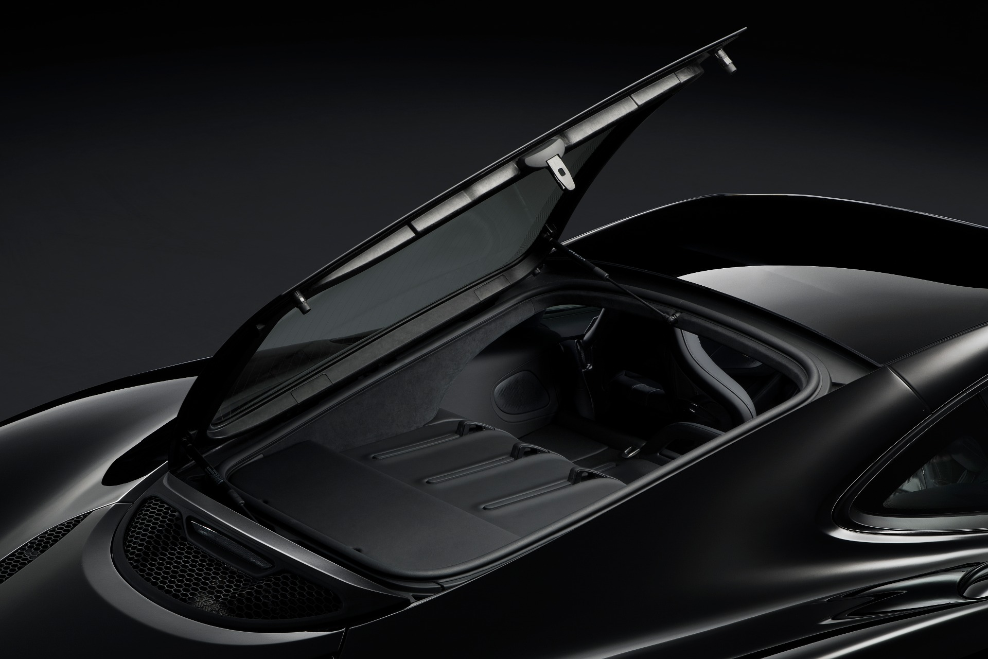 New 2018 MCLAREN 570GT MSO COLLECTION - LIMITED EDITION For Sale In Westport, CT 2136_p6