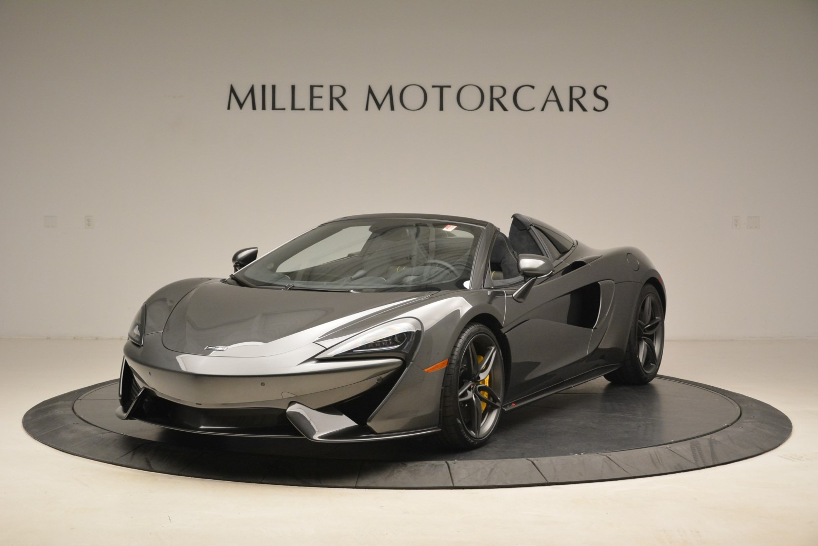 New 2018 McLaren 570S Spider For Sale In Westport, CT
