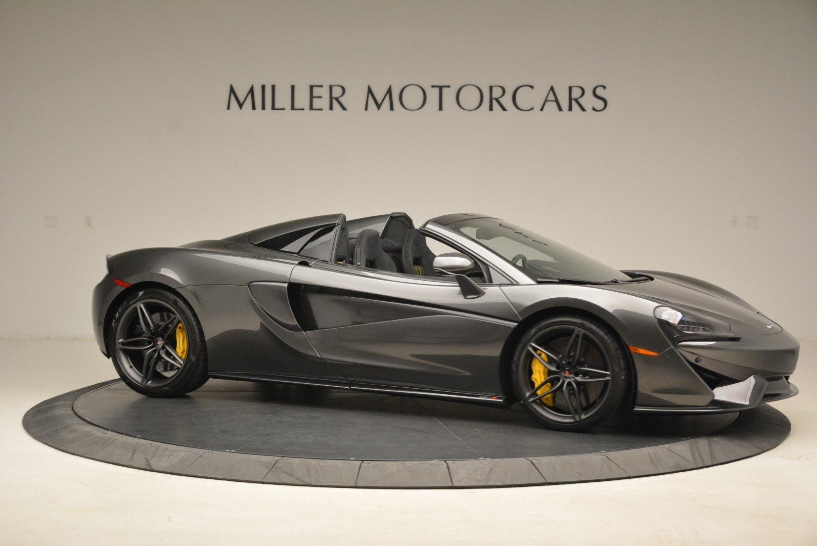 New 2018 McLaren 570S Spider For Sale In Westport, CT 2137_p10