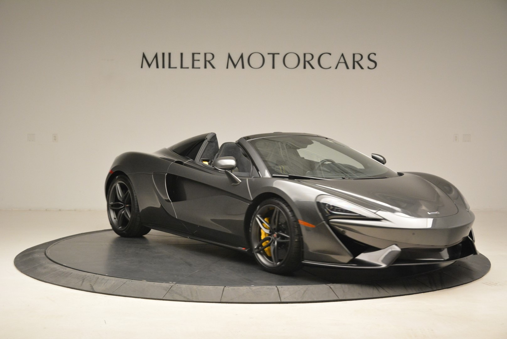 New 2018 McLaren 570S Spider For Sale In Westport, CT 2137_p11