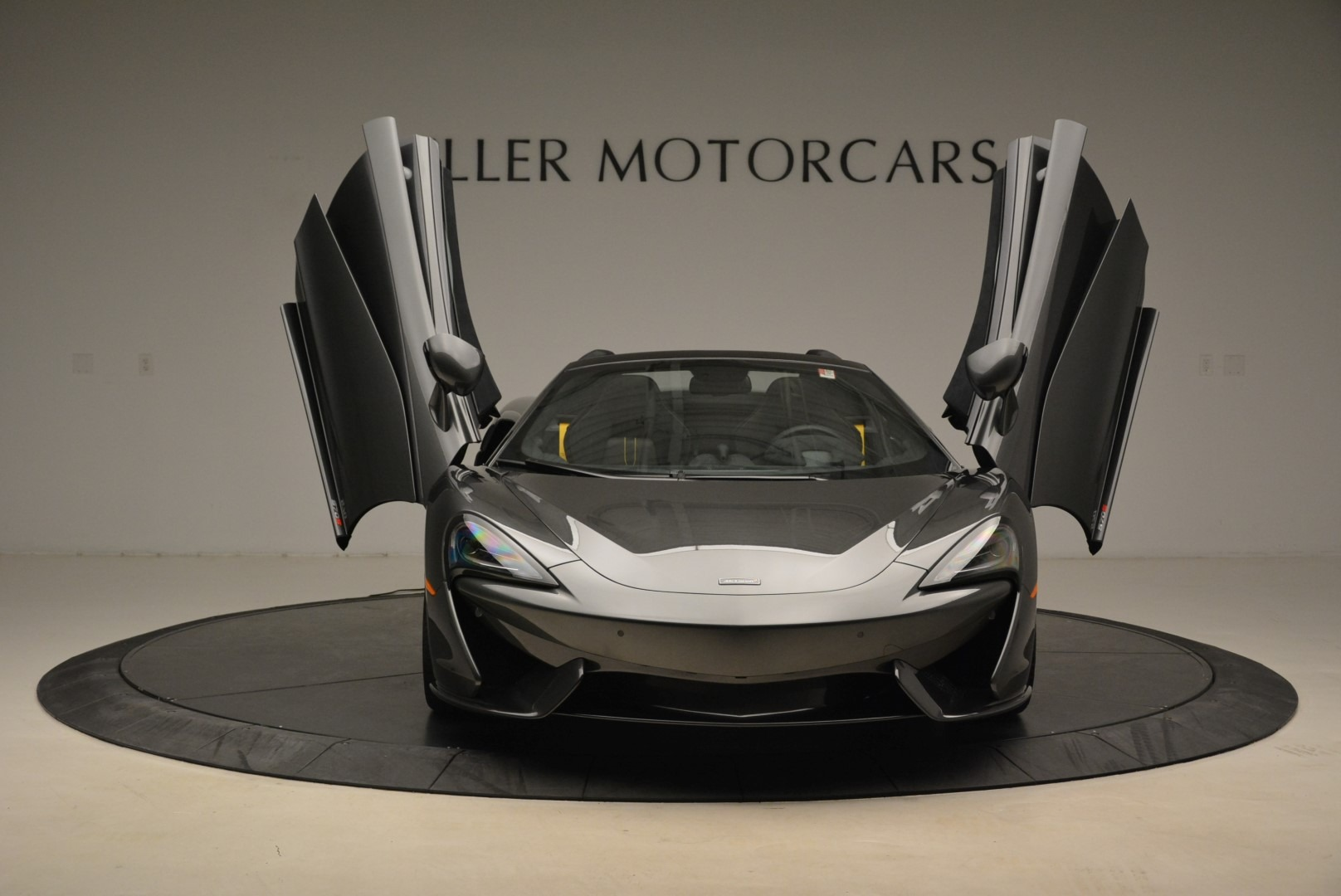 New 2018 McLaren 570S Spider For Sale In Westport, CT 2137_p13