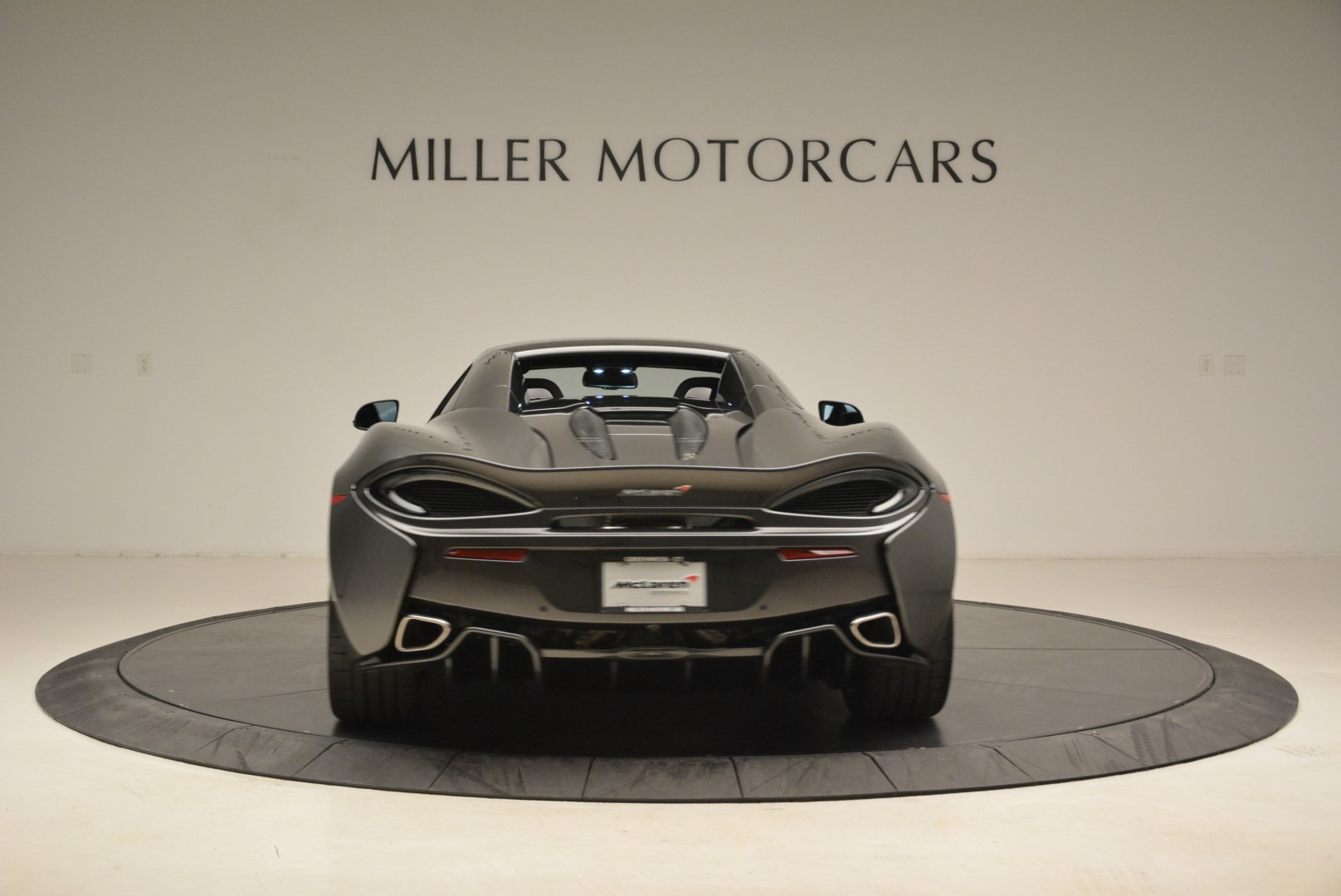 New 2018 McLaren 570S Spider For Sale In Westport, CT 2137_p18