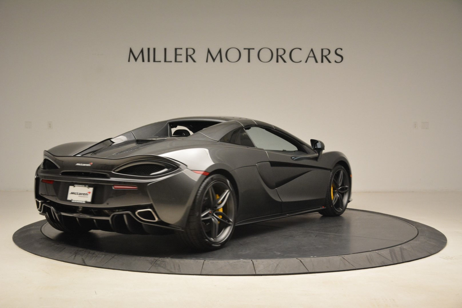New 2018 McLaren 570S Spider For Sale In Westport, CT 2137_p19