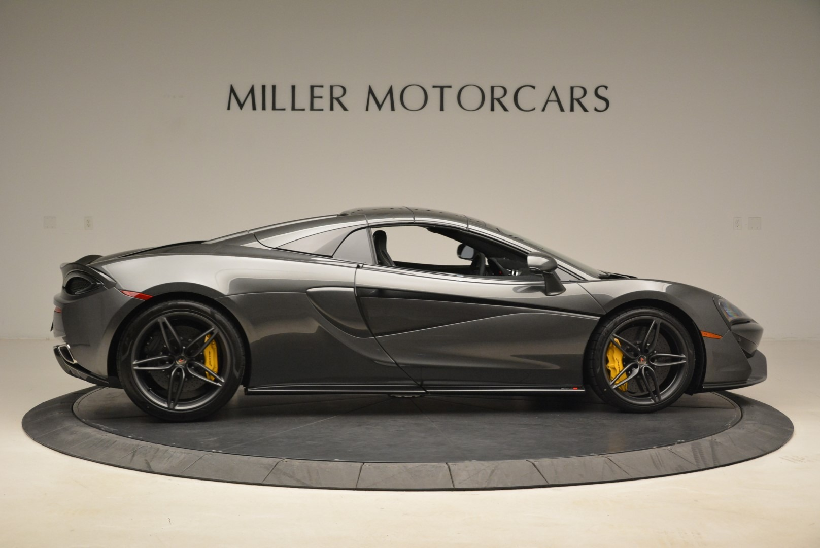New 2018 McLaren 570S Spider For Sale In Westport, CT 2137_p20