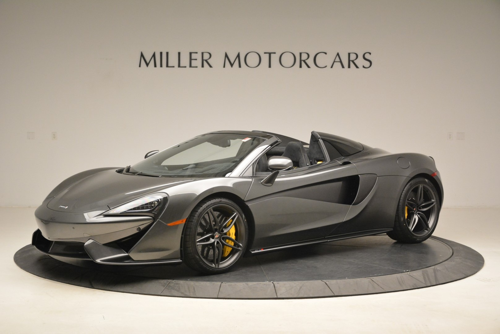 New 2018 McLaren 570S Spider For Sale In Westport, CT 2137_p2