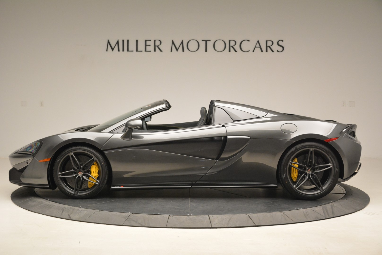 New 2018 McLaren 570S Spider For Sale In Westport, CT 2137_p3