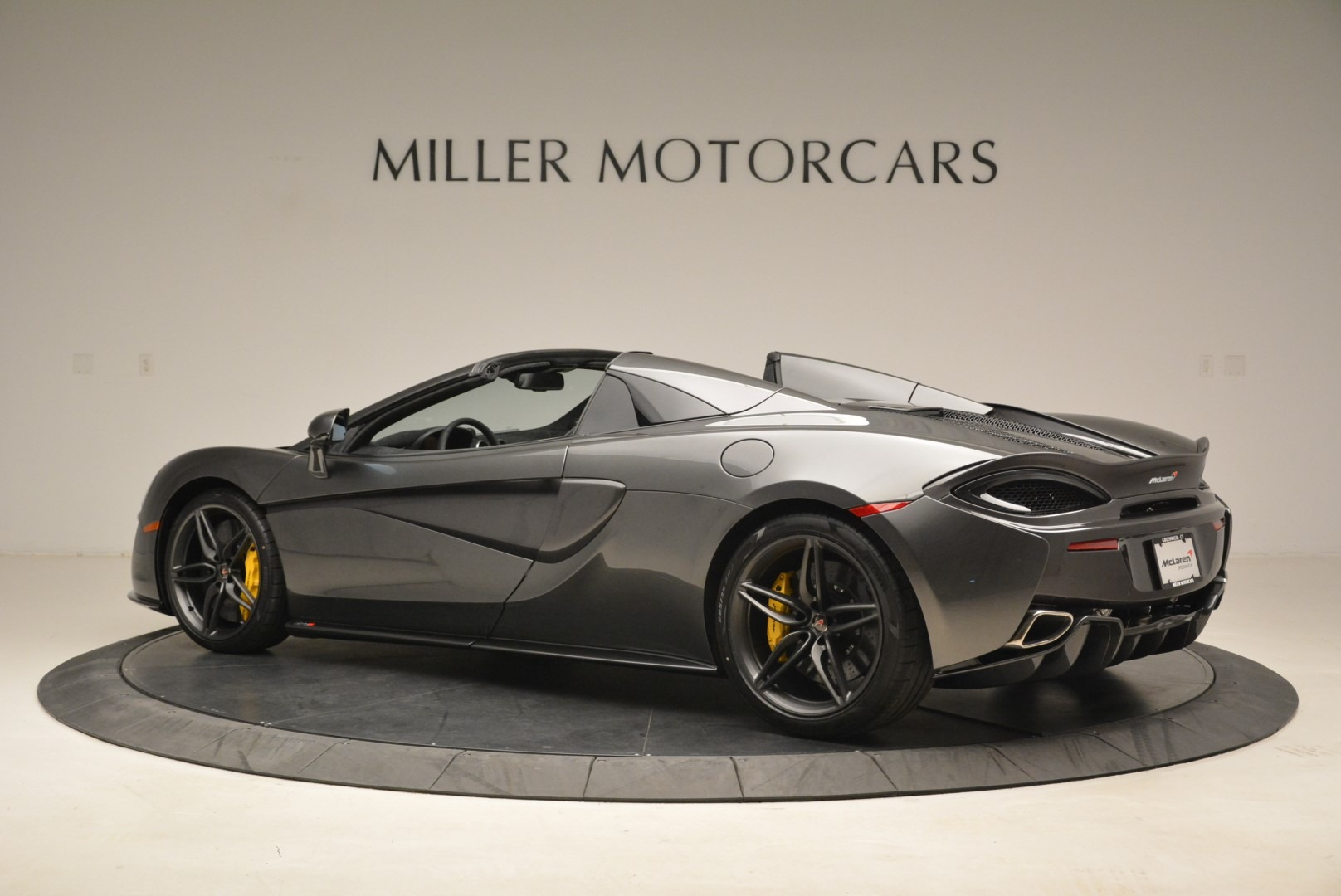 New 2018 McLaren 570S Spider For Sale In Westport, CT 2137_p4