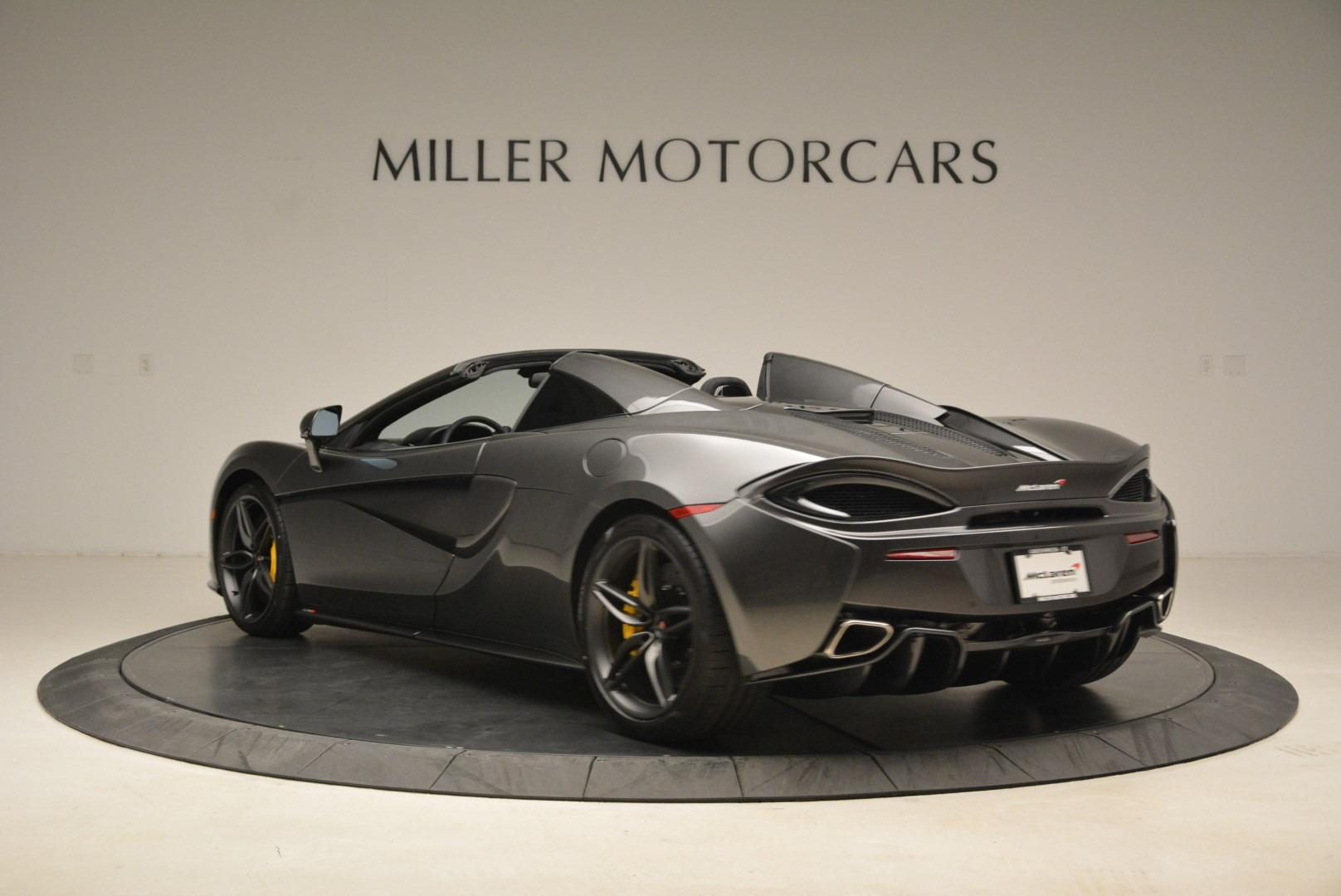 New 2018 McLaren 570S Spider For Sale In Westport, CT 2137_p5