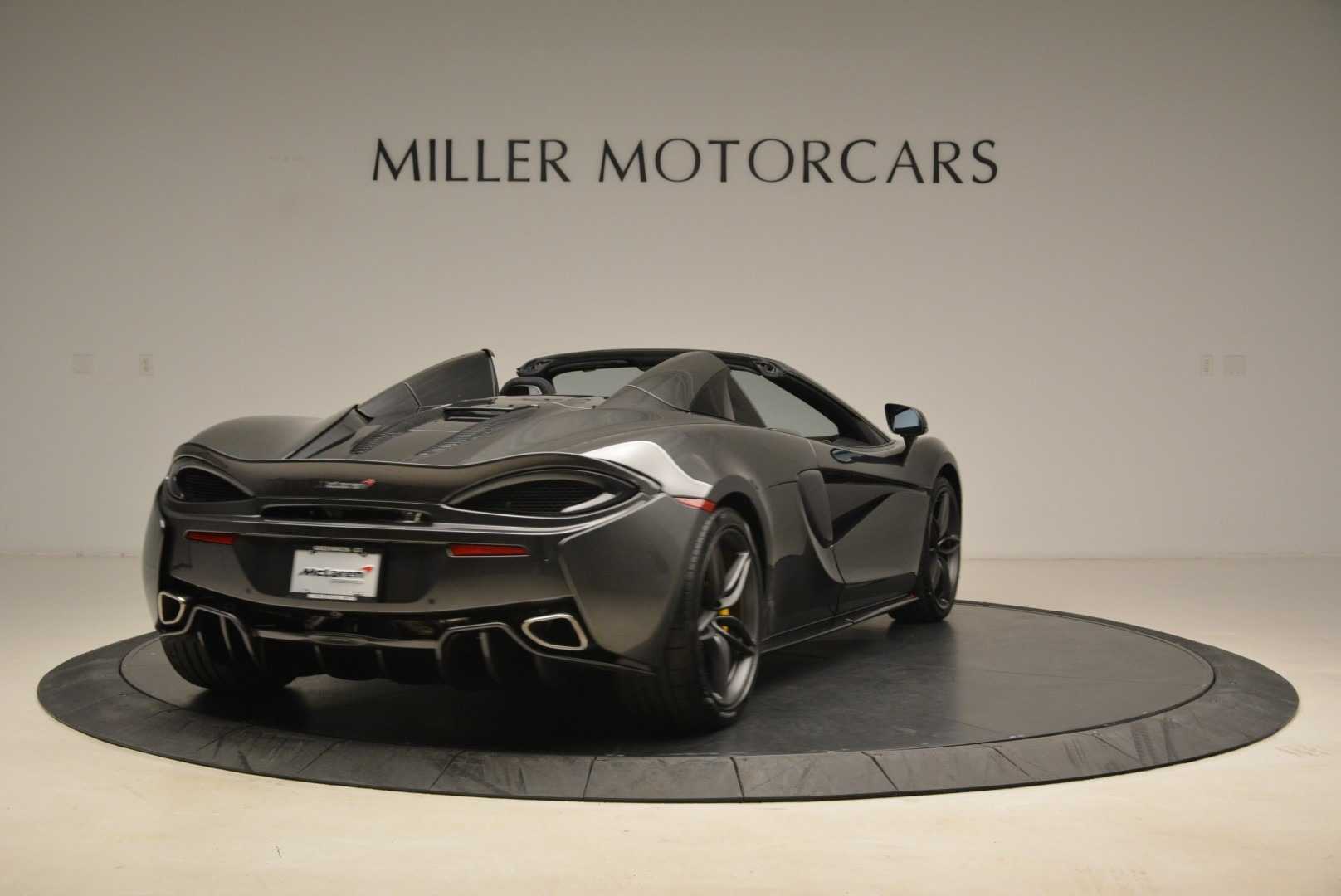 New 2018 McLaren 570S Spider For Sale In Westport, CT 2137_p7