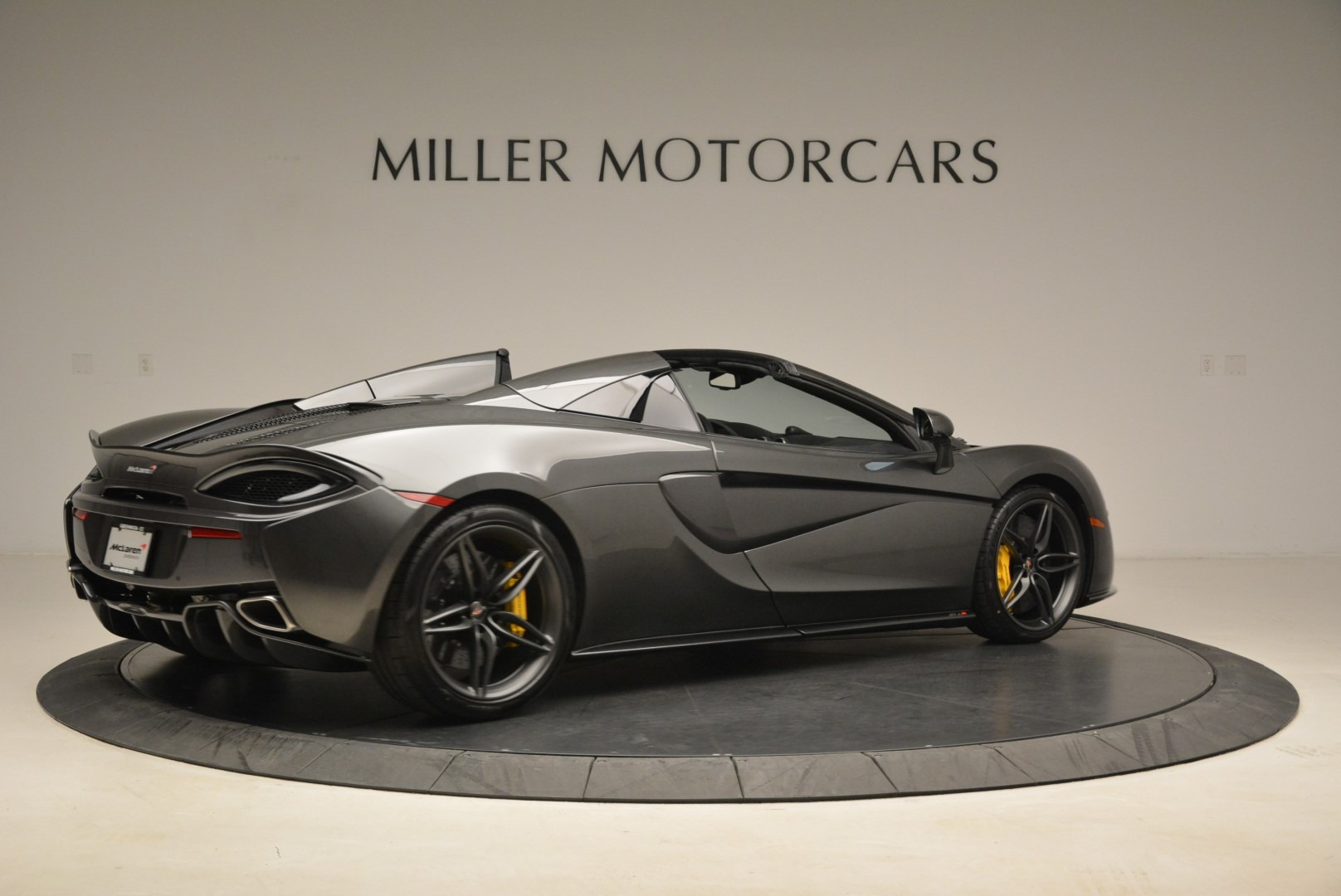 New 2018 McLaren 570S Spider For Sale In Westport, CT 2137_p8