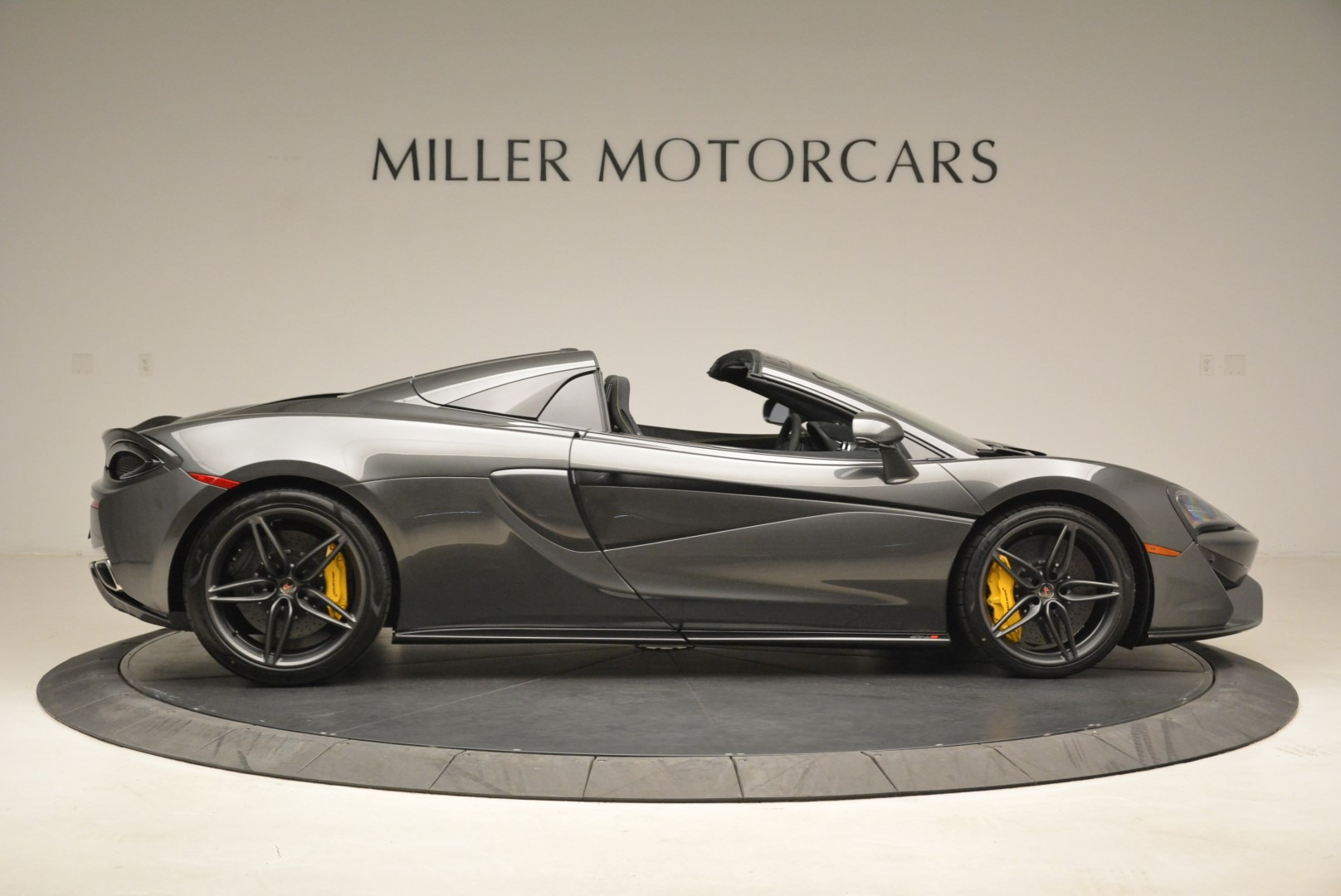 New 2018 McLaren 570S Spider For Sale In Westport, CT 2137_p9