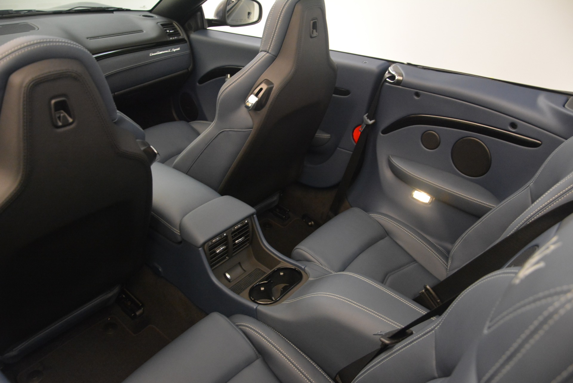 New 2018 Maserati GranTurismo Sport Convertible For Sale In Westport, CT 2140_p31