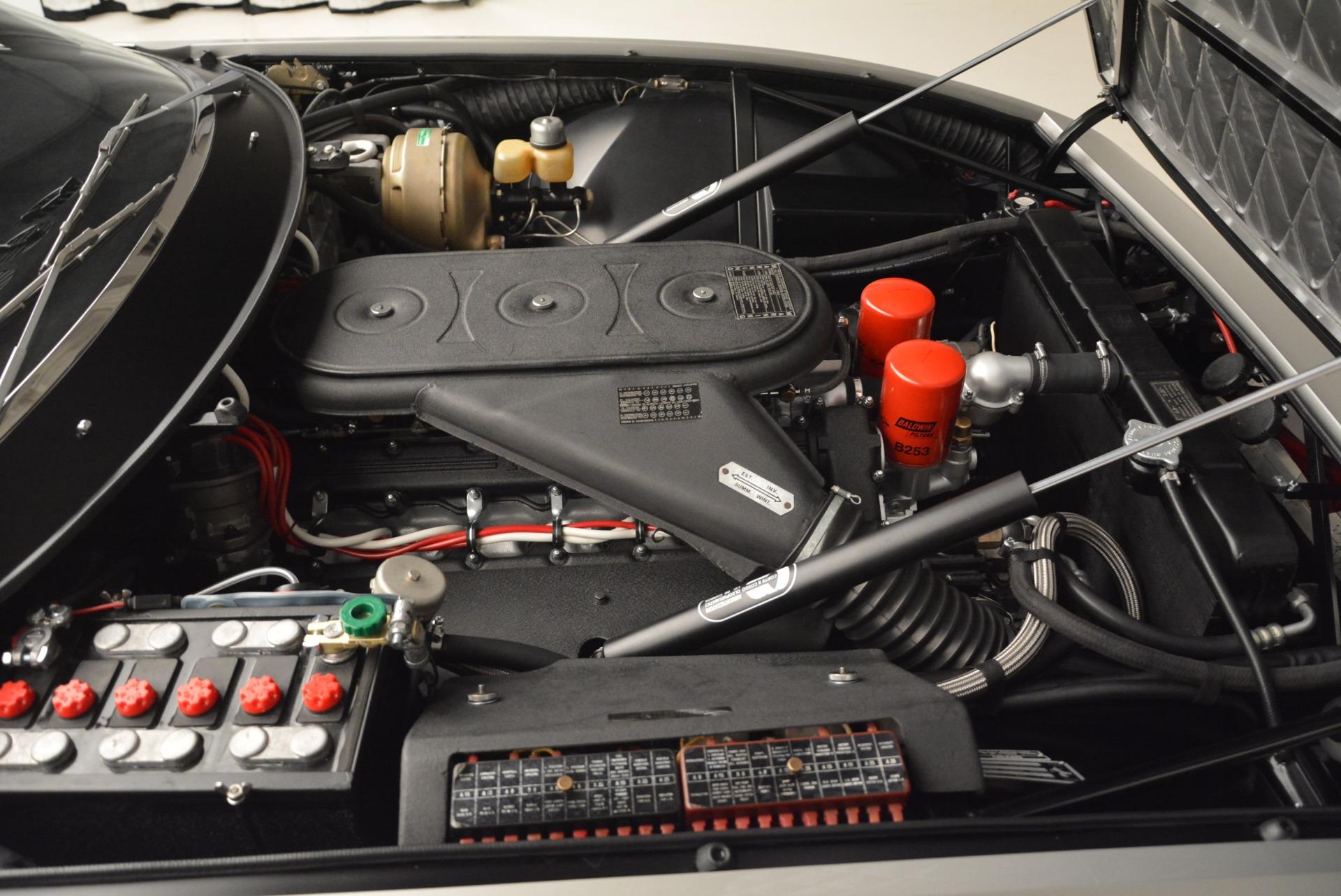 Used 1971 Ferrari 365 GTB/4 Daytona For Sale In Westport, CT 2146_p21