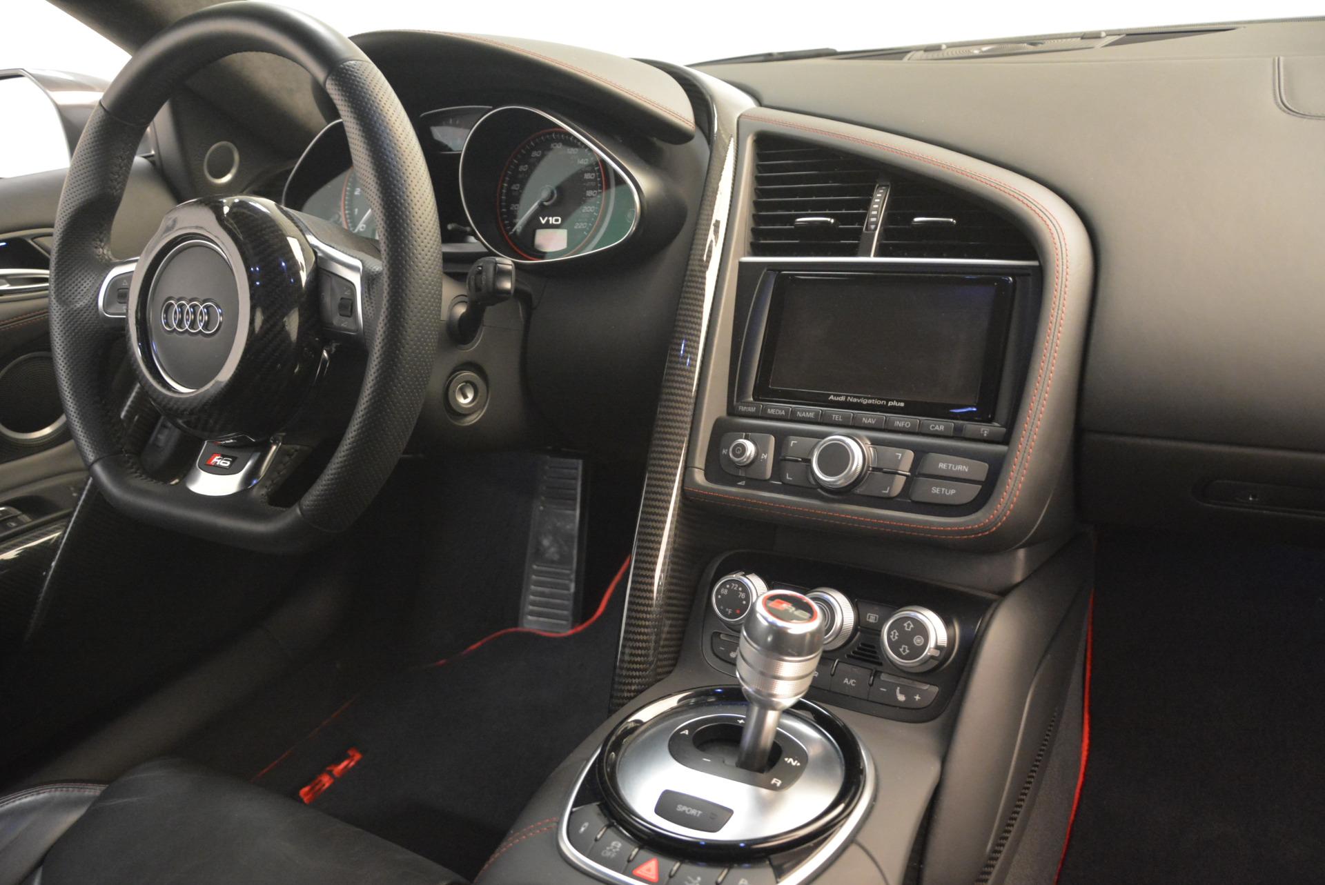 Used 2014 Audi R8 5.2 quattro For Sale In Westport, CT 2147_p20