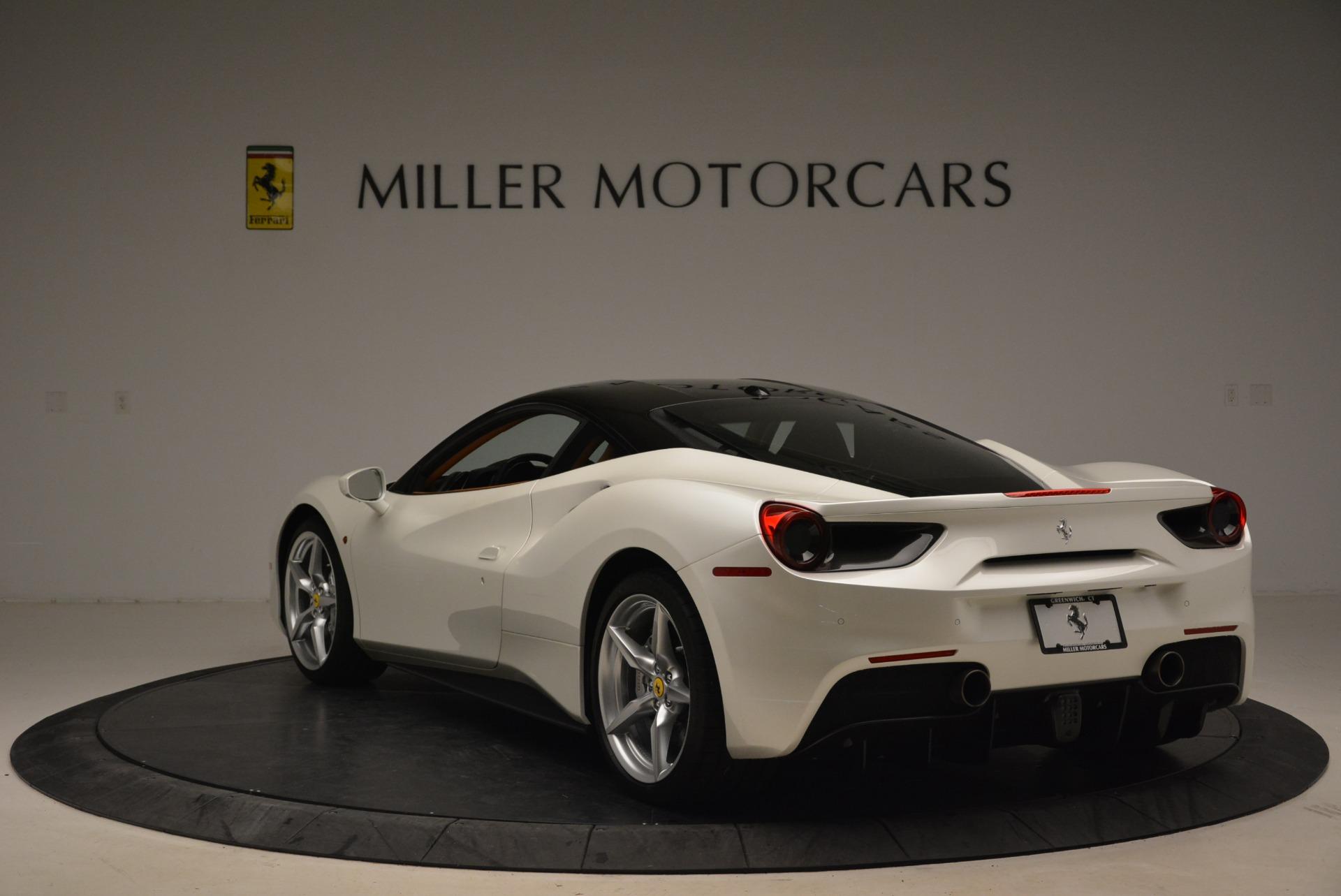 Used 2016 Ferrari 488 GTB  For Sale In Westport, CT 2148_p5