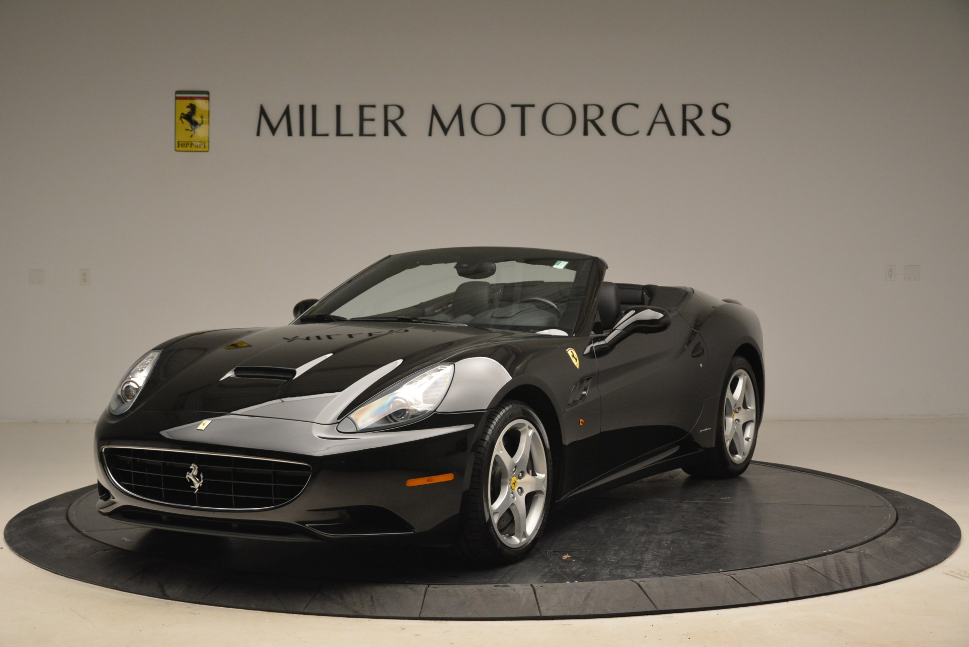 Used 2009 Ferrari California  For Sale In Westport, CT 2149_main