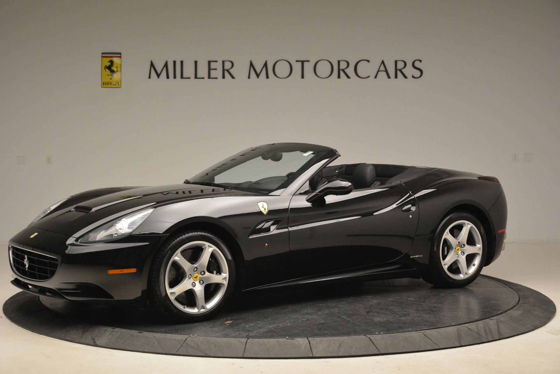 Used 2009 Ferrari California  For Sale In Westport, CT 2149_p2