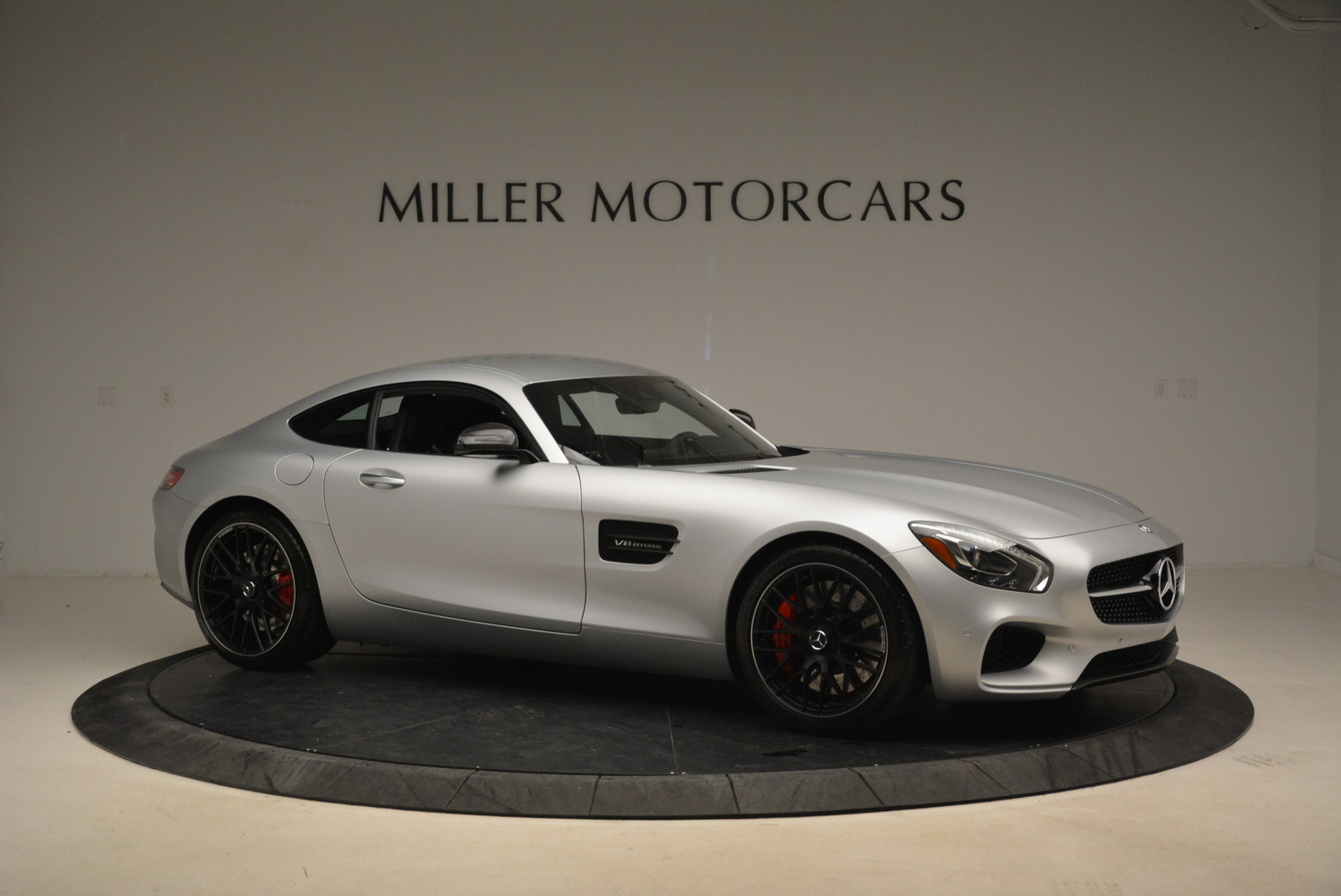 Used 2016 Mercedes-Benz AMG GT S For Sale In Westport, CT 2150_p10